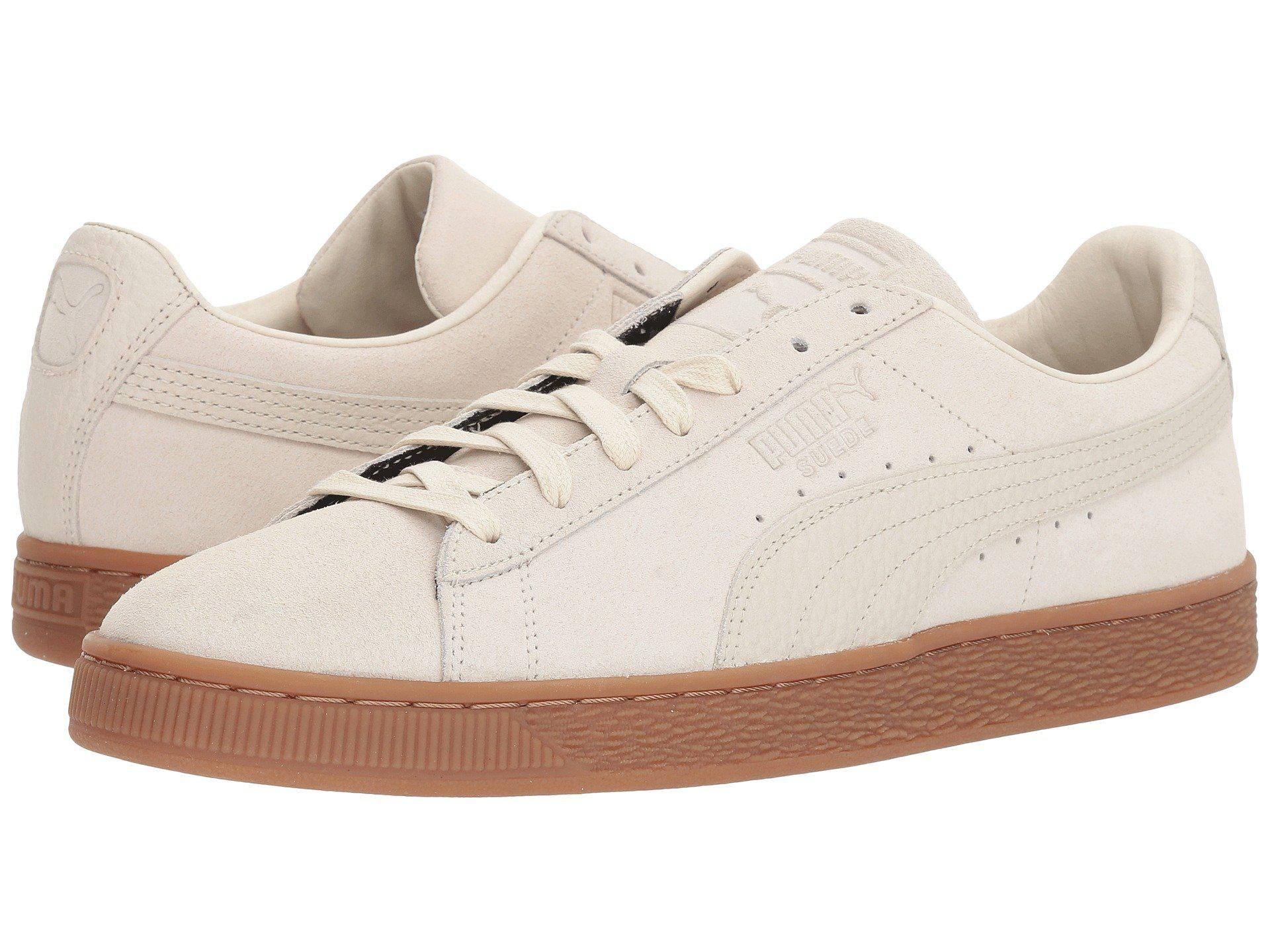 42376bcfd35664 Lyst - PUMA Suede Classic Natural Warmth for Men