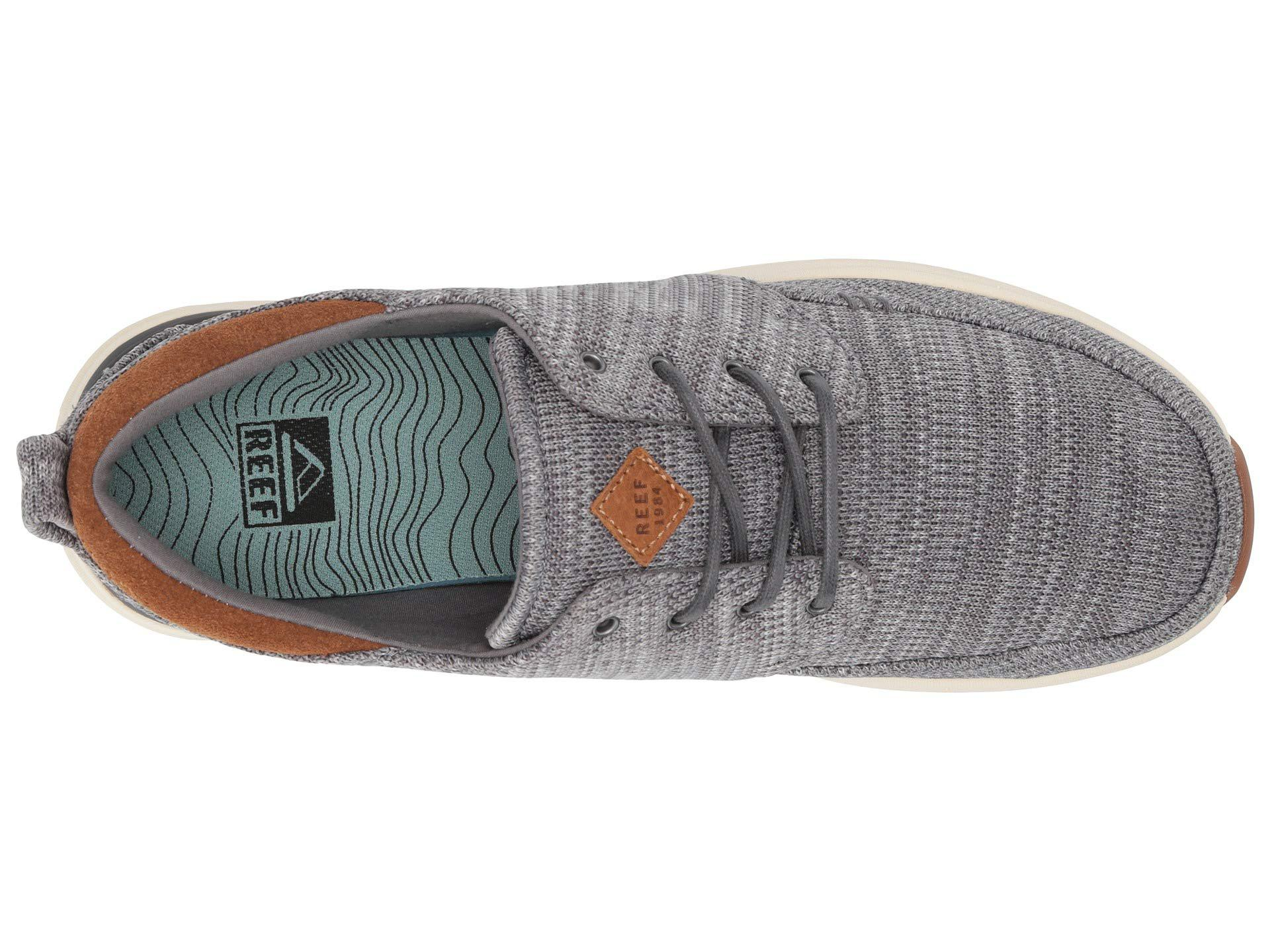 1b71eb593e38 Reef - Gray Rover Low Tx (grey heather) Men s Shoes for Men -. View  fullscreen