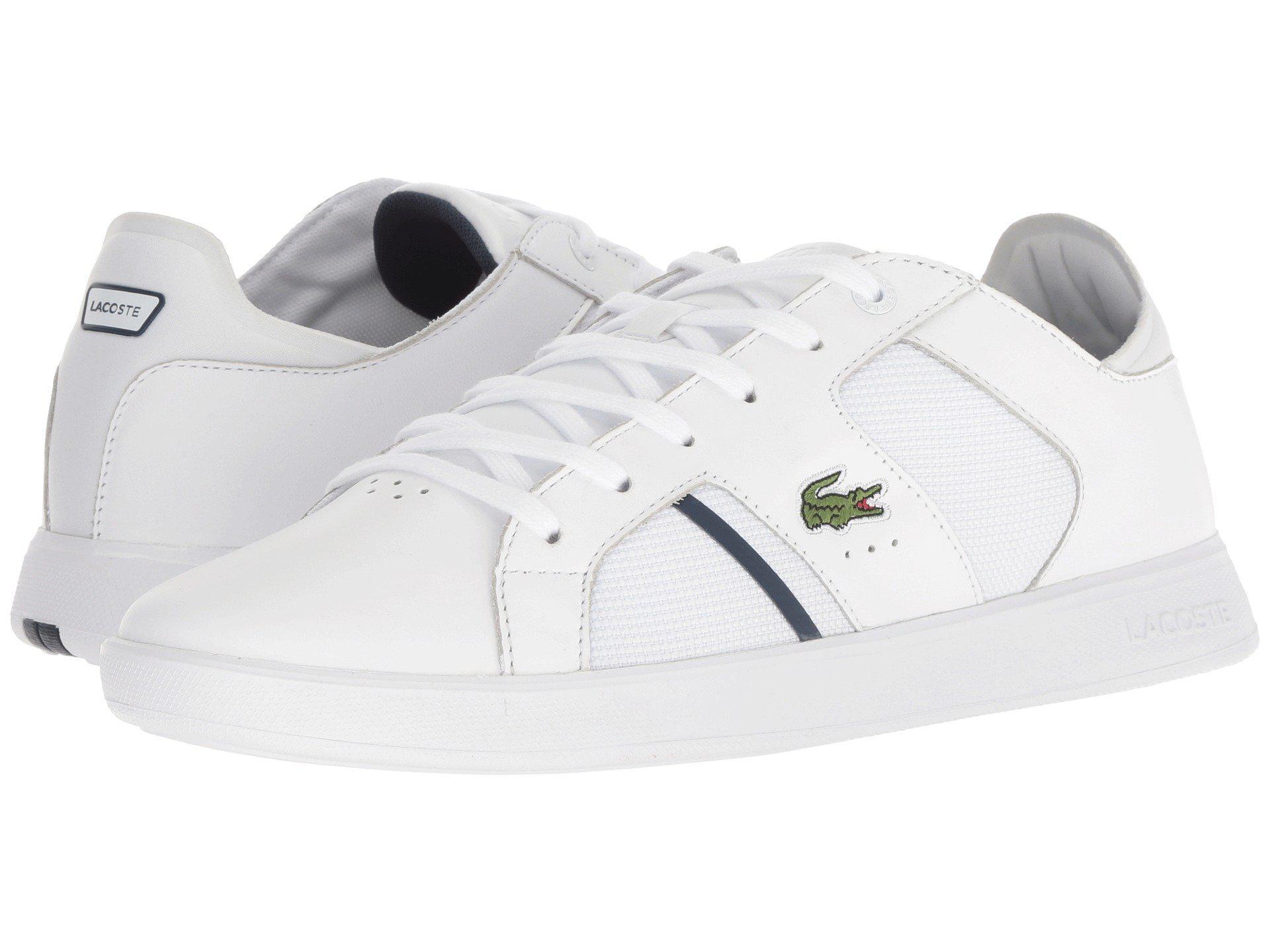 6af847e31 Lacoste - White Novas 318 2 (black grey) Men s Shoes for Men -. View  fullscreen