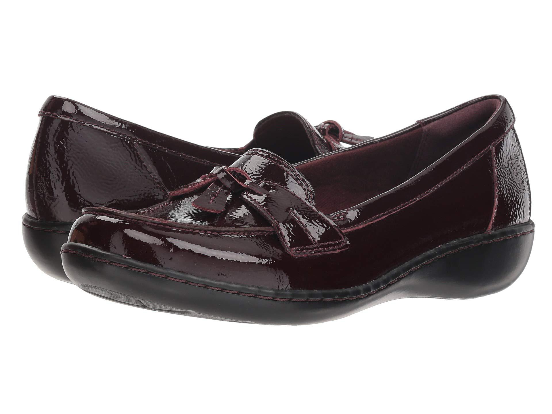 378999d6483 Lyst - Clarks Ashland Bubble (metallic Combo) Women s Slip On Shoes