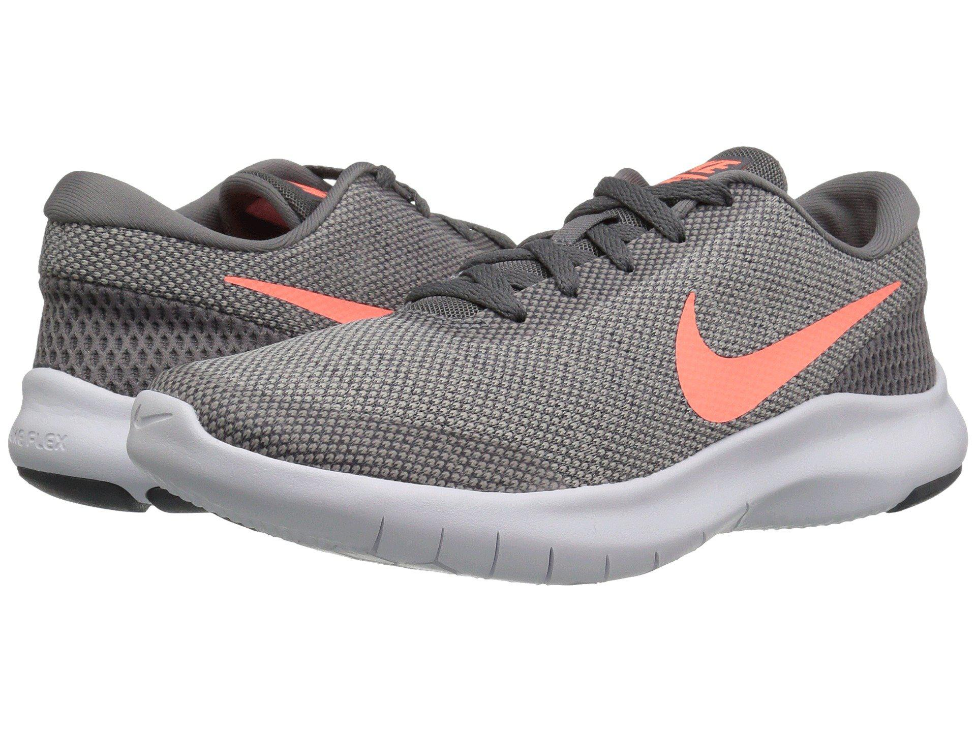 Nike Synthetic Flex Experience Rn 7 in Gray - Lyst