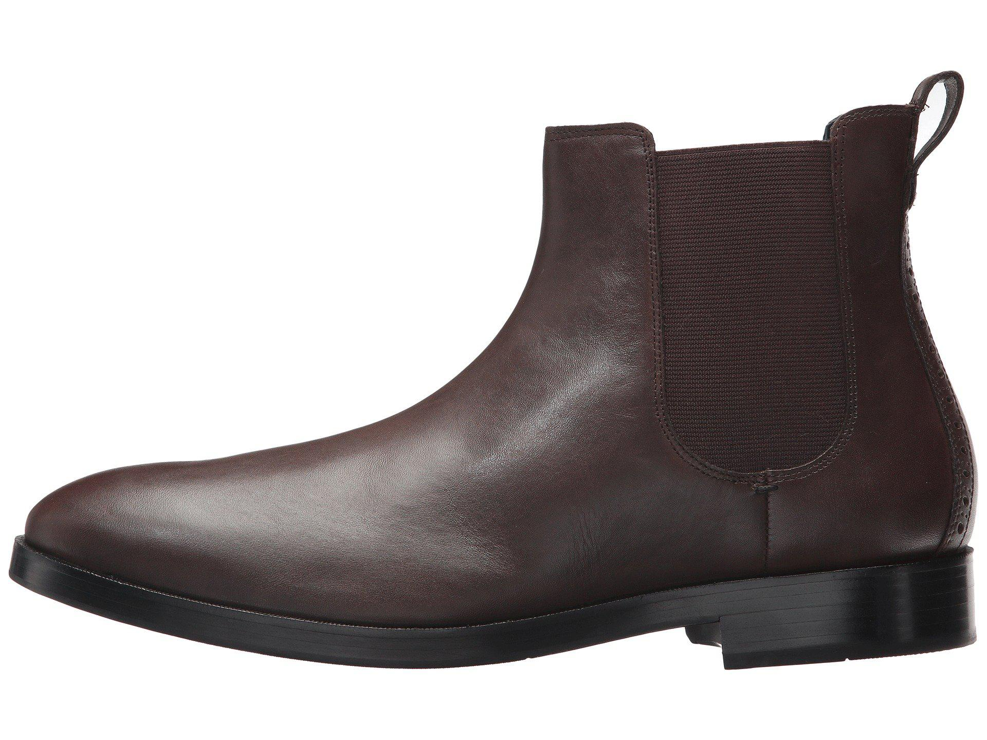 Cole Haan Leather Dumont Grand Chelsea
