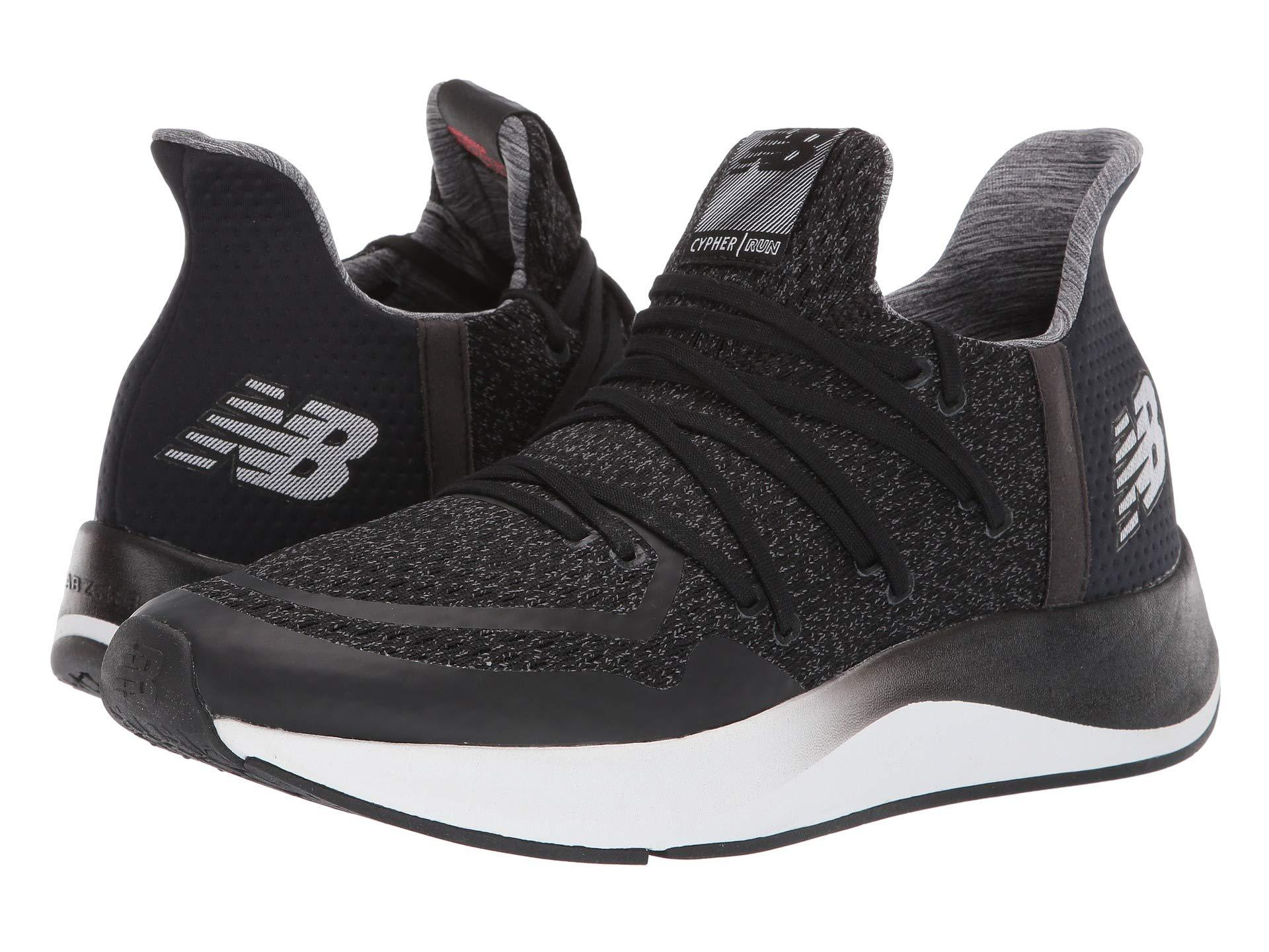ce52b4600a03 Lyst - New Balance Cypher V2 (black magnet) Men s Running Shoes in ...