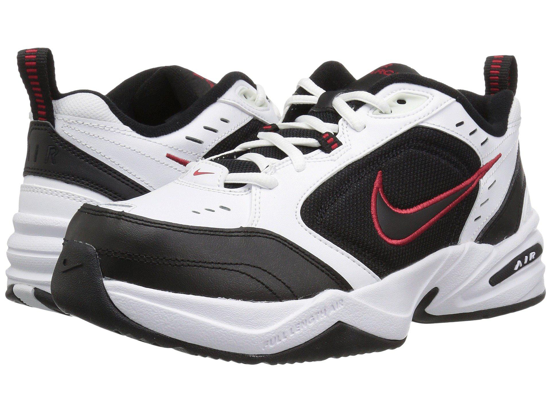 56d816ee646db3 Lyst - Nike Air Monarch Iv (black black) Men s Cross Training Shoes ...
