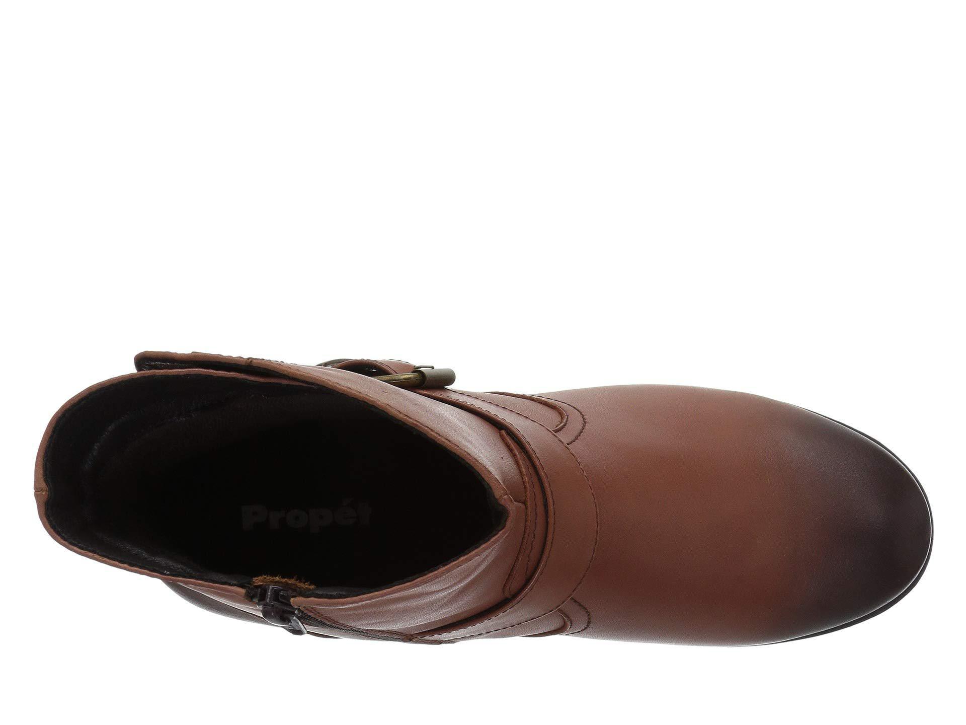 3f1c133b2db8 Lyst - Propet Tory (black) Women s Shoes in Brown
