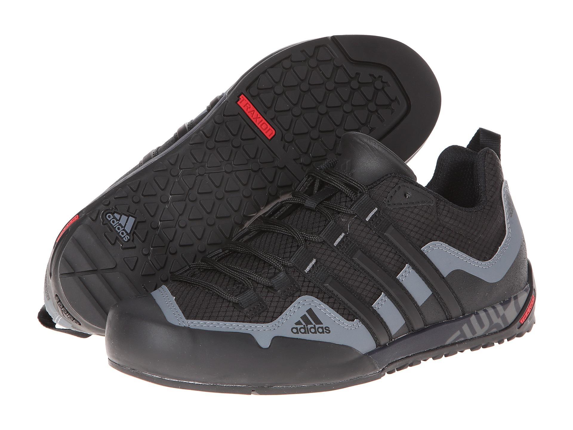 bbfaafec57189 Lyst - adidas Originals Terrex Swift Solo in Black for Men