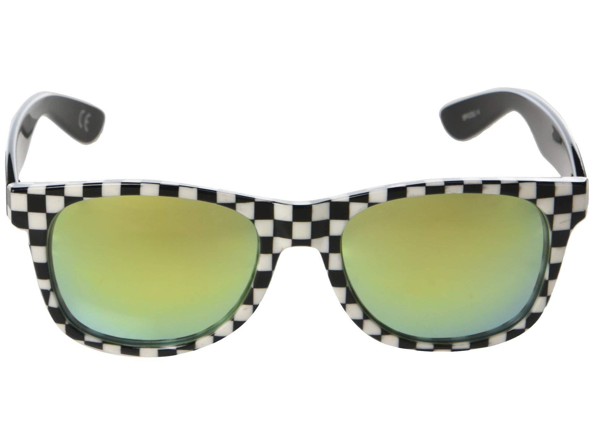 438e416a89c0f7 Vans - Black Spicoli 4 Shades (white lapis Blue) Fashion Sunglasses for  Men. View fullscreen