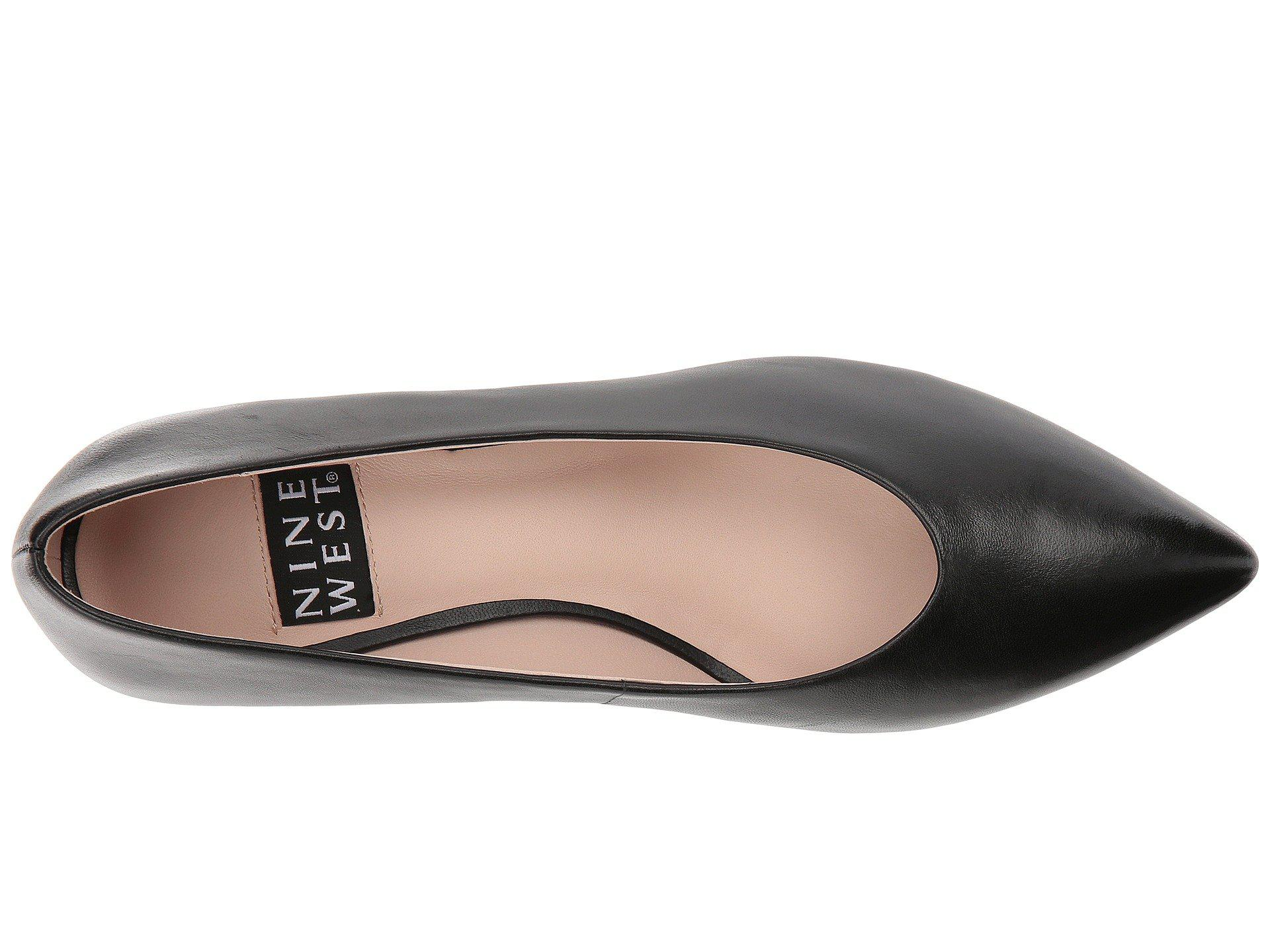 c39b56c374f83 Nine West Black Kendra 40th Anniversary Pump