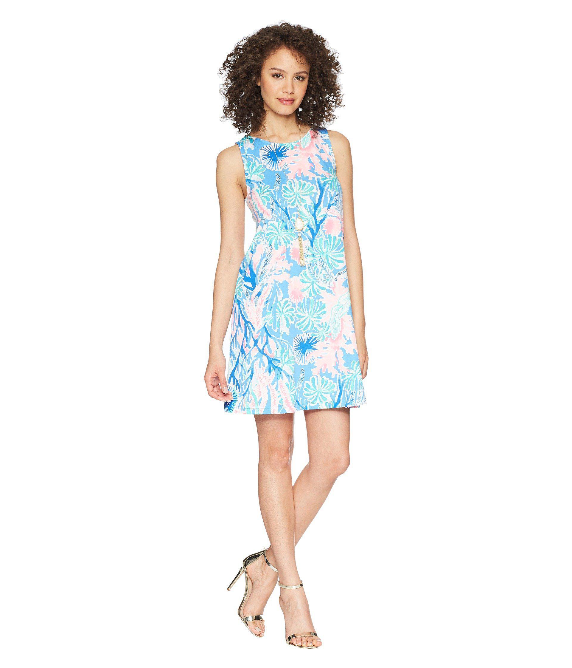 42bfc60755b Lilly Pulitzer Kristen Dress (multi Gumbo Limbo) Women's Dress in ...