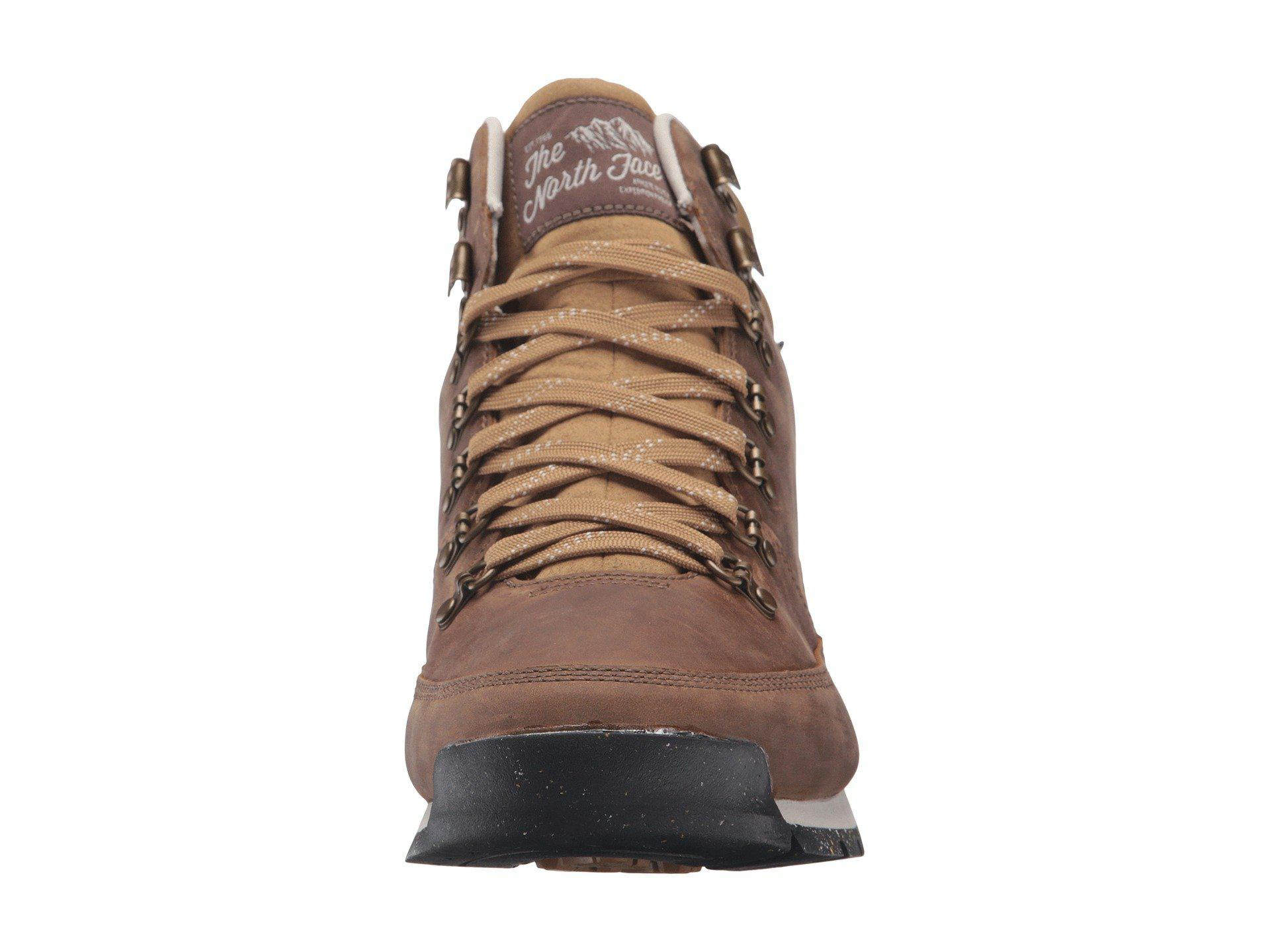 ae4552091 The North Face Back-to-berkeley Redux Leather (dijon Brown/tagumi Brown)  Men's Hiking Boots for men