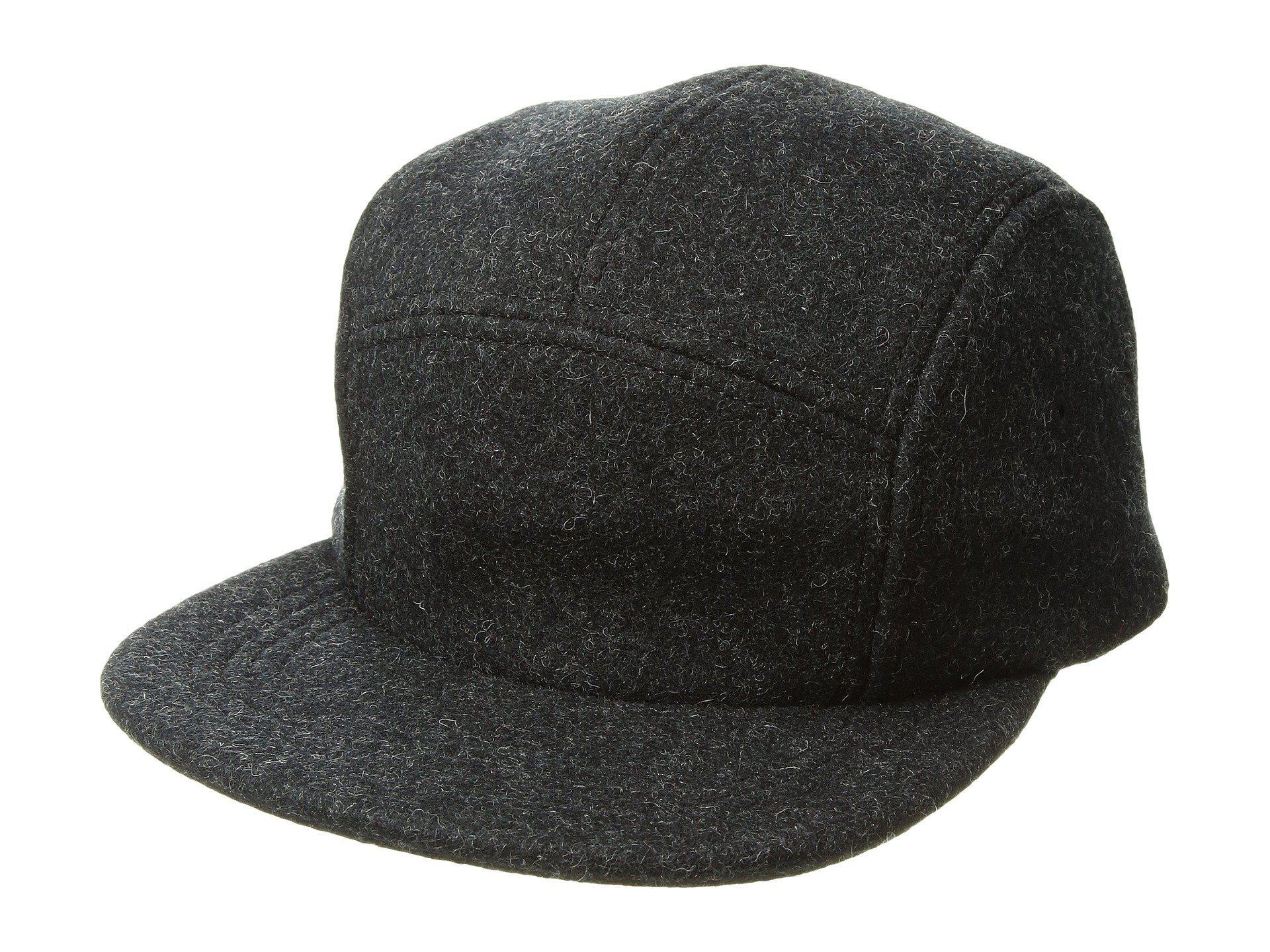 fd07536e6fb Lyst - Filson 5-panel Wool Cap in Gray for Men