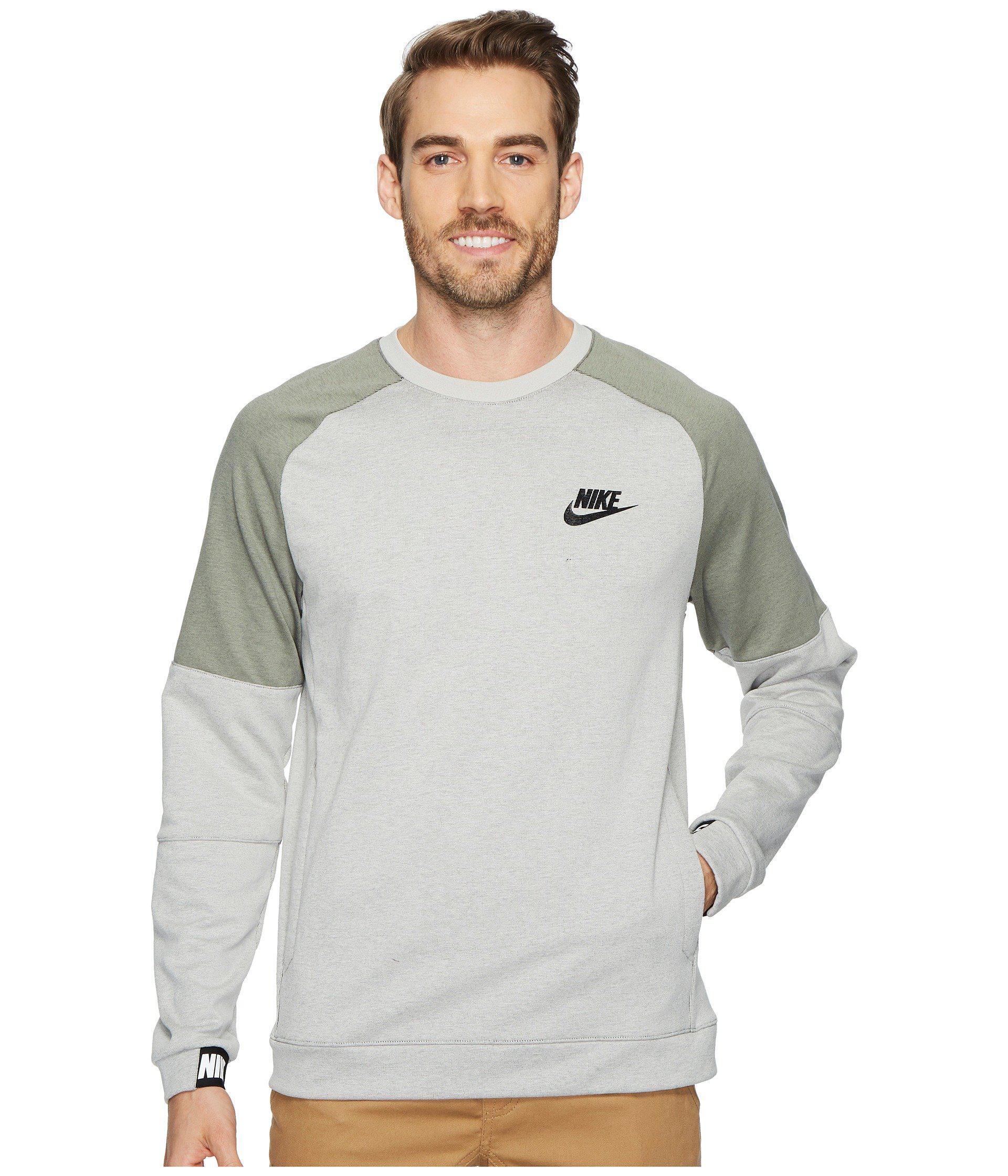 Crew Gray Sportswear Men Nike Advance 15 For trBhQdxsCo