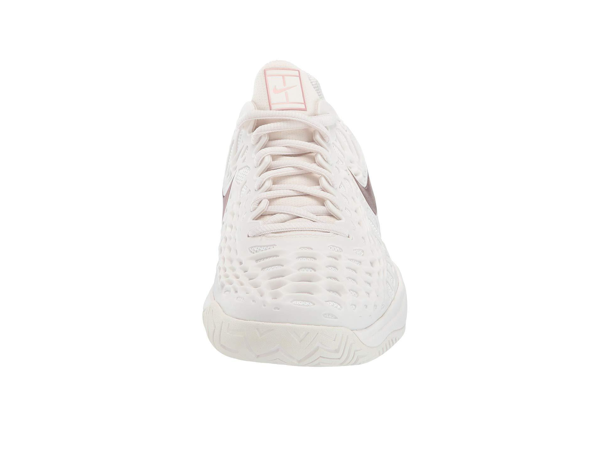 b8c32af15a09 Lyst - Nike Zoom Cage 3 Hc (white metallic Silver pure Platinum 1 ...