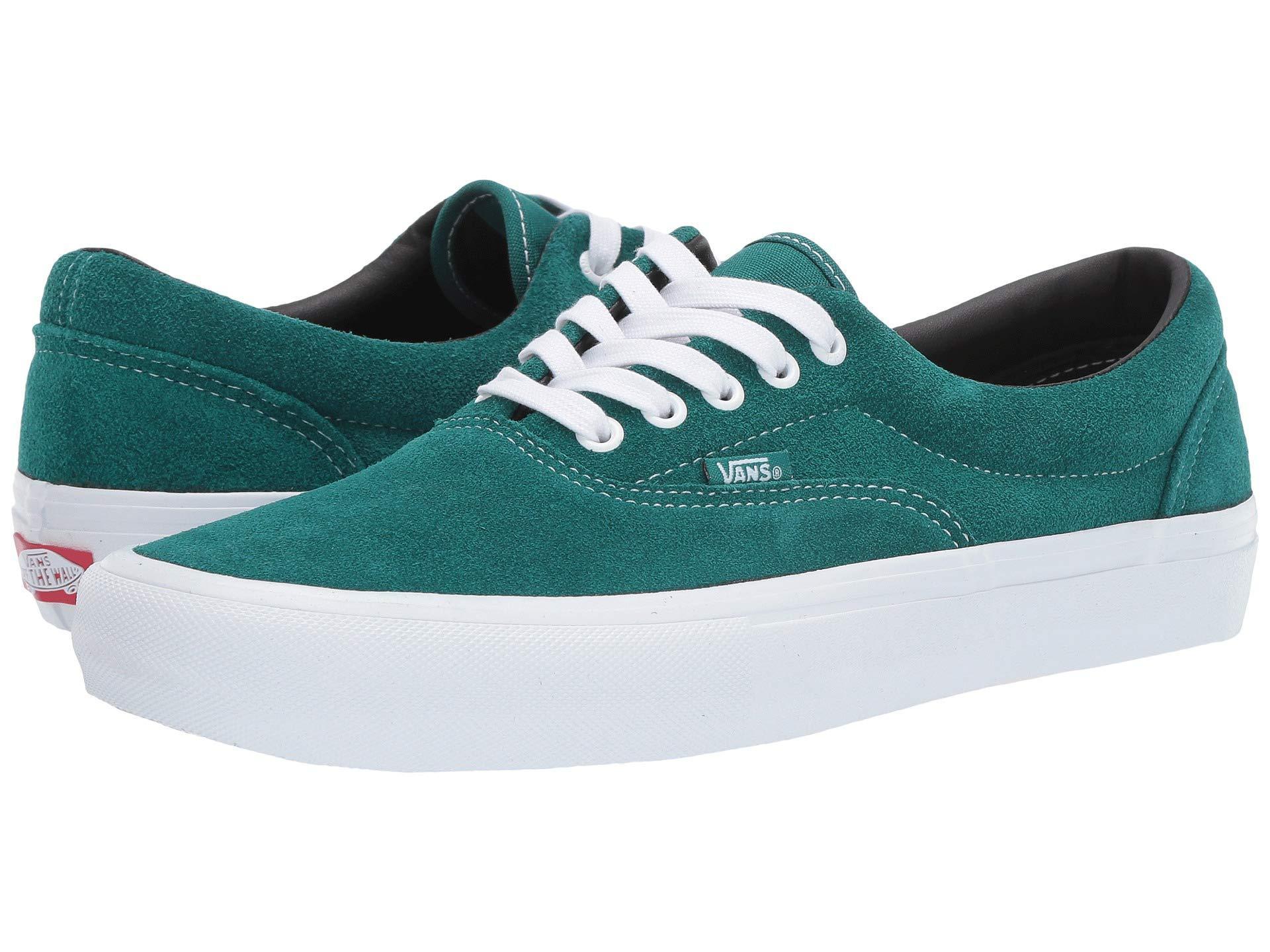 25c14efec572 Lyst - Vans Era Pro (blackout) Men s Skate Shoes in Green for Men