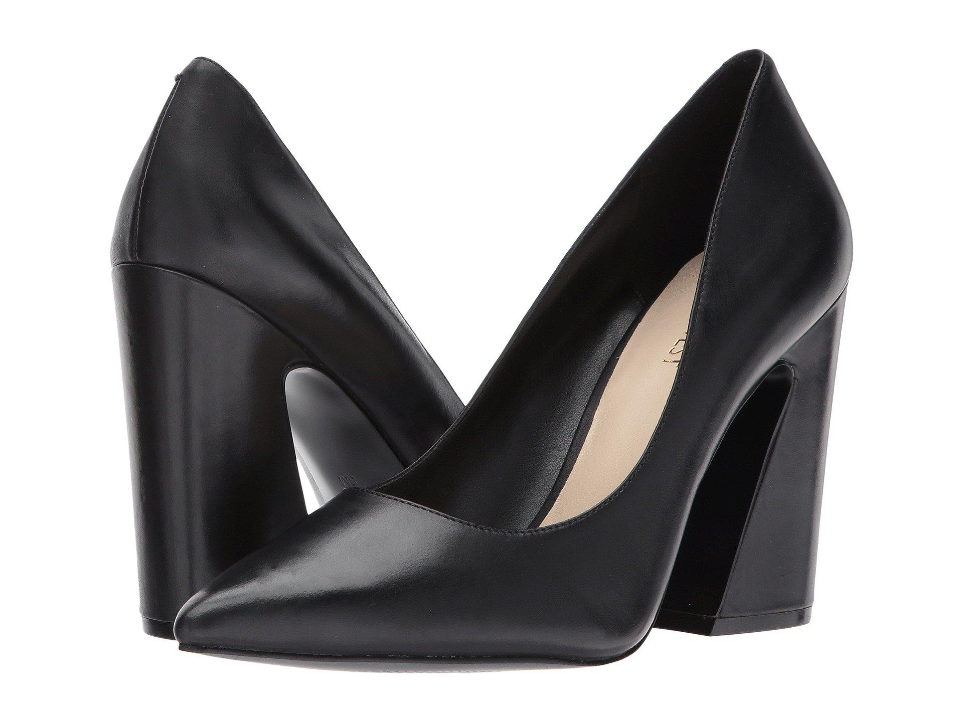 Henra Block Heel Sandal Nine West VXojiFI