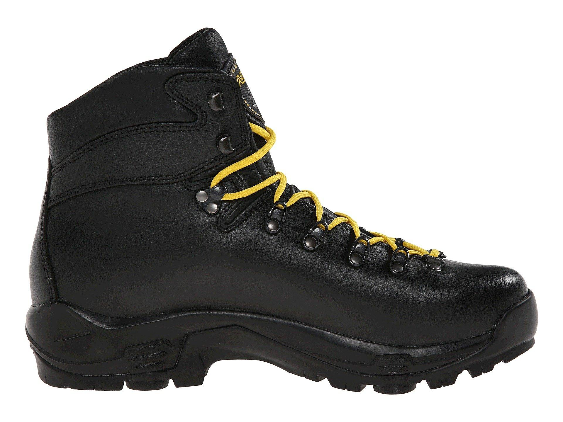 Asolo Leather Tps 520 Gv Black Men S Hiking Boots For