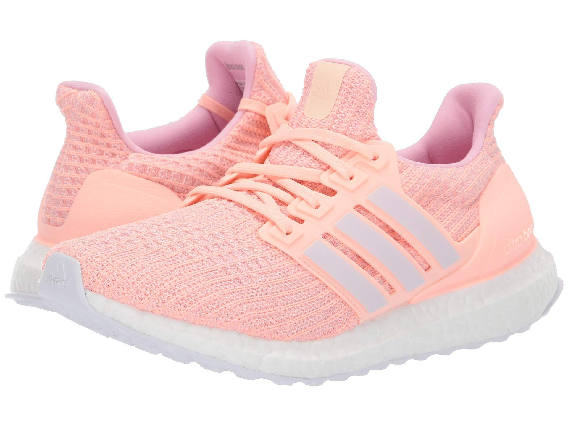 competitive price 47545 cac7a Adidas Originals - Pink Ultraboost (footwear White footwear White footwear  White) Women s. View fullscreen