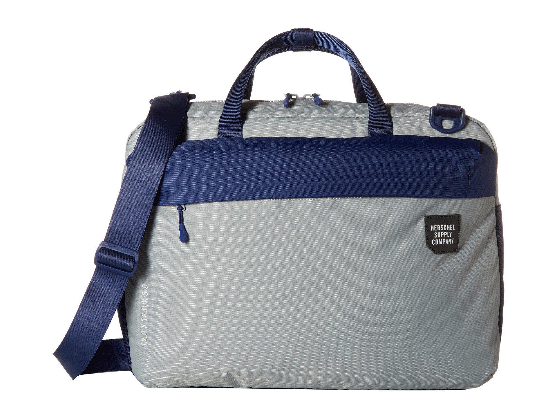 55652561ea Lyst - Herschel Supply Co. Britannia (woodland Camo) Messenger Bags ...