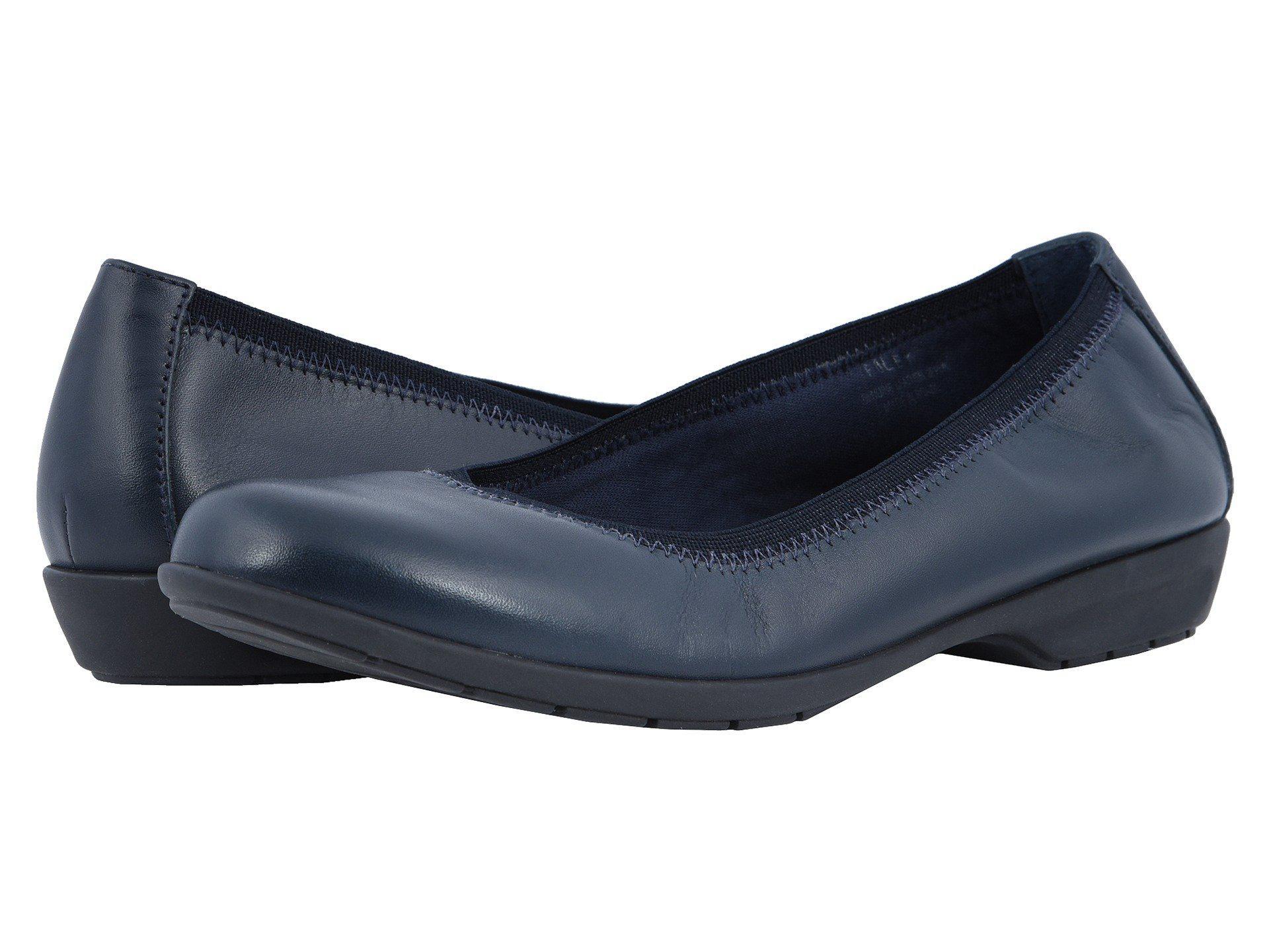 Walking Cradles Womens Blue Flat