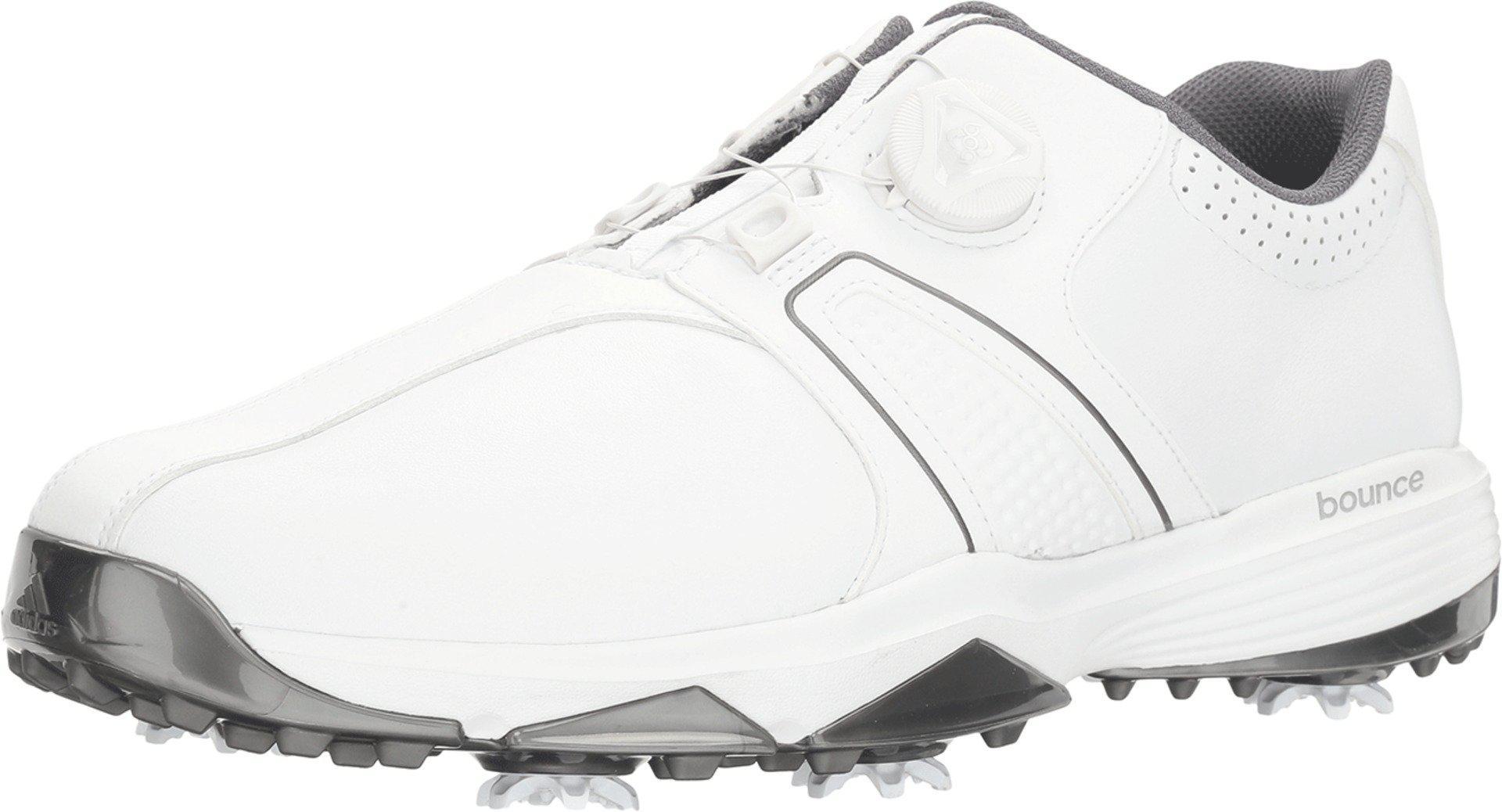 lyst adidas originali 360 traxion boa in bianco per gli uomini.