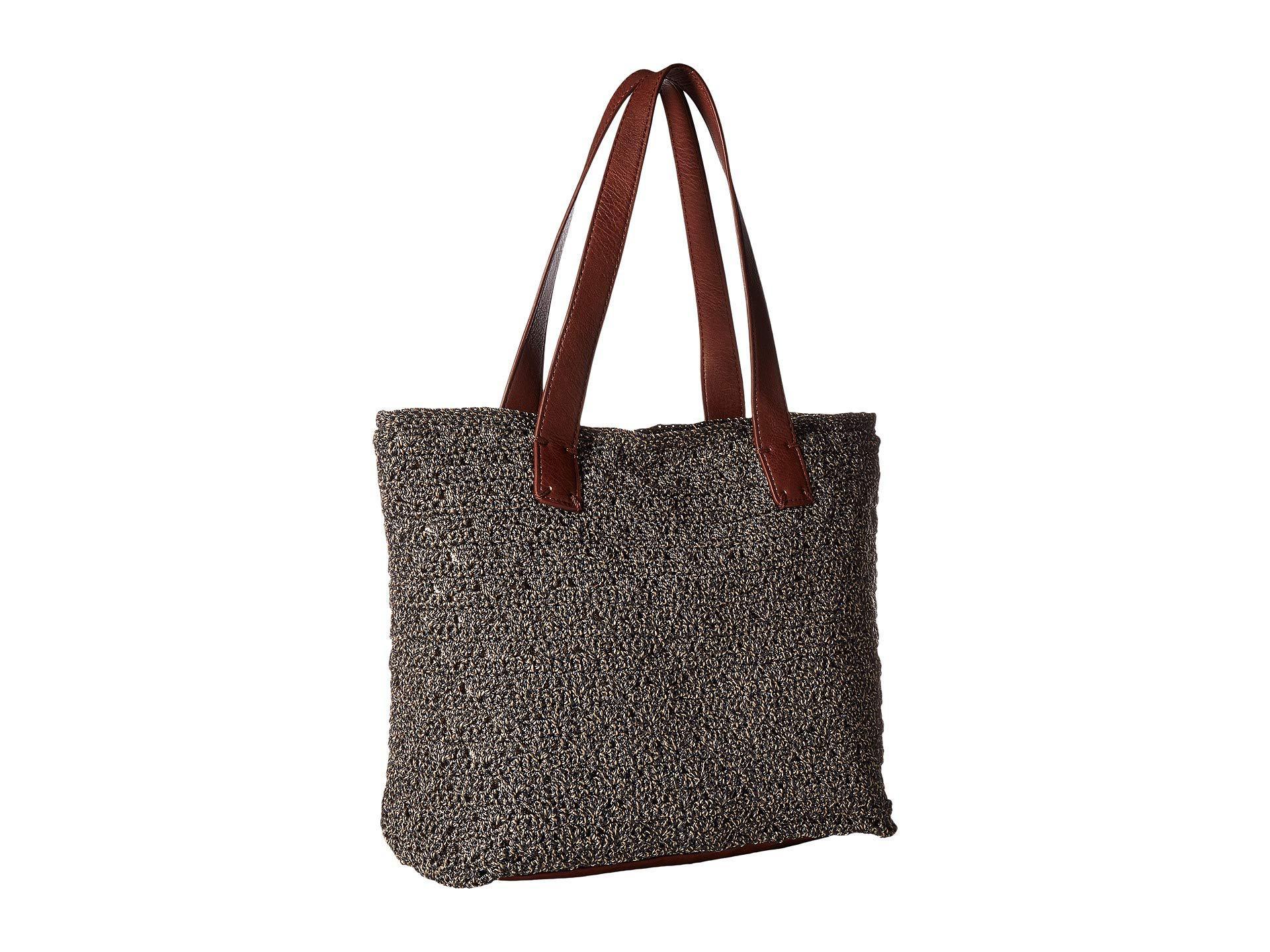 76026eb2bb3 The Sak Multicolor Fairmont Crochet Large Tote (metallic Multi) Tote  Handbags