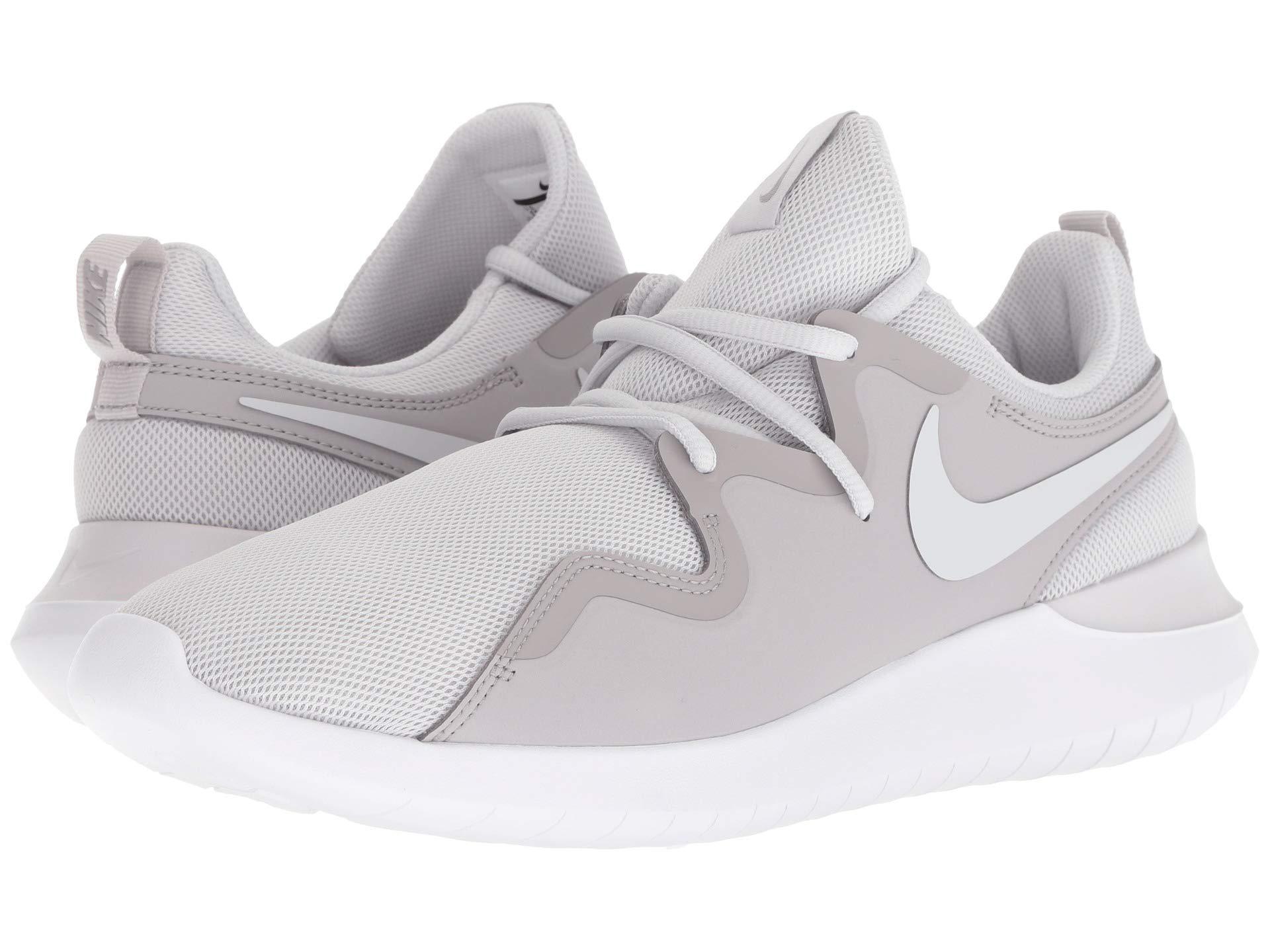 2d678aa2f8 Nike Tessen (vast Grey/vast Grey/atmosphere Grey) Men's Running ...