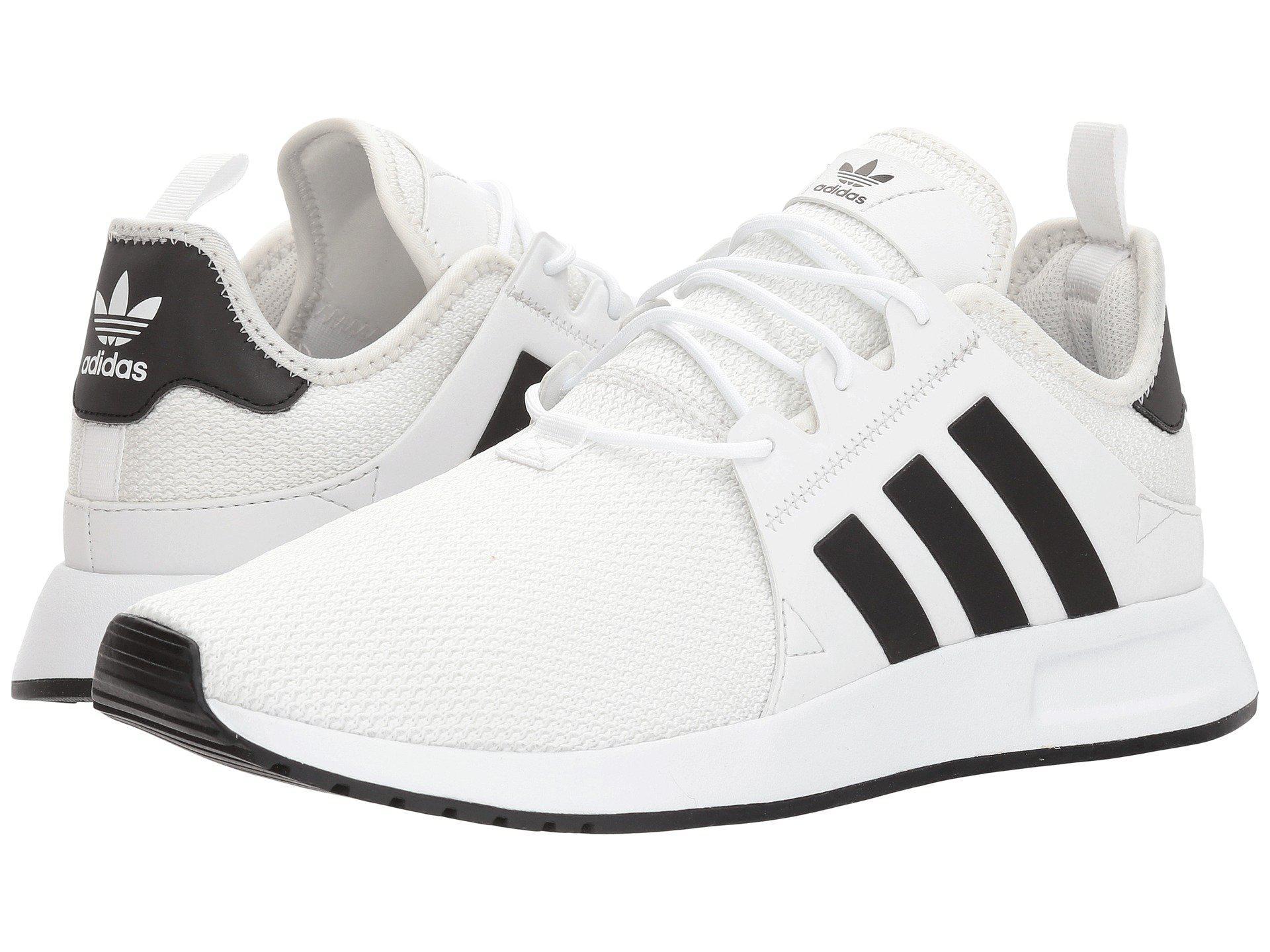 lyst adidas originali x a infrarossi (bianco / nero / bianco tinta), scarpe da uomo