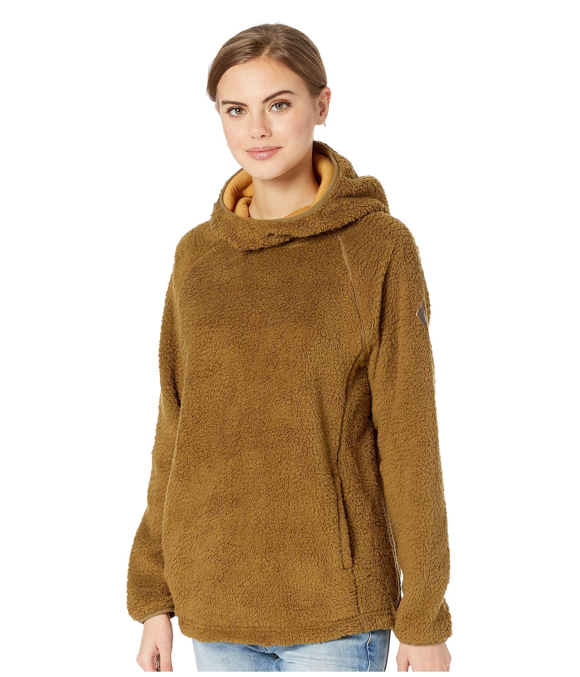 Burton Womens Lynx Fleece Pullover