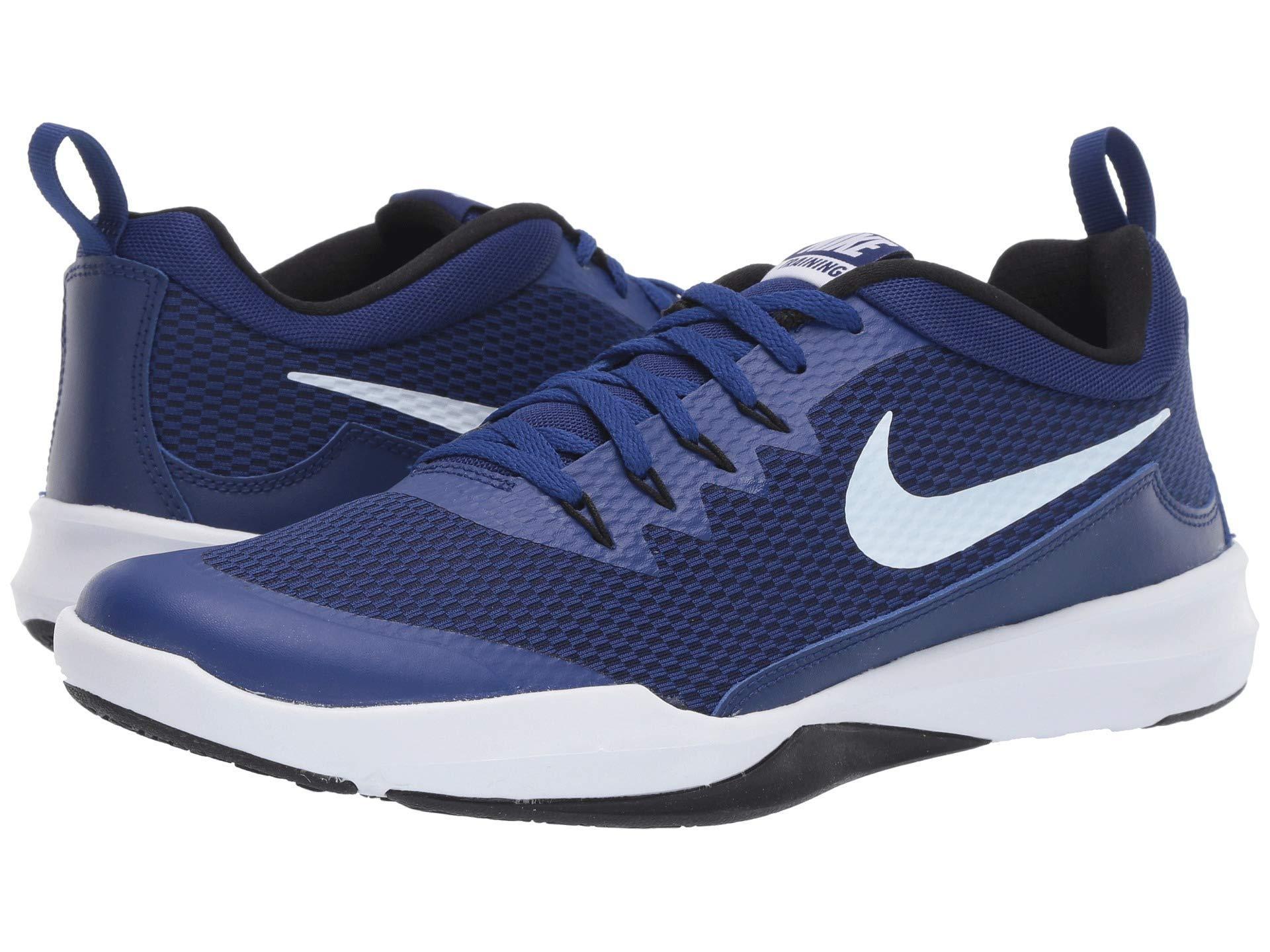 03cdca2ec3dfc Lyst - Nike Legend Trainer (deep Royal Blue white black) Men s Cross ...