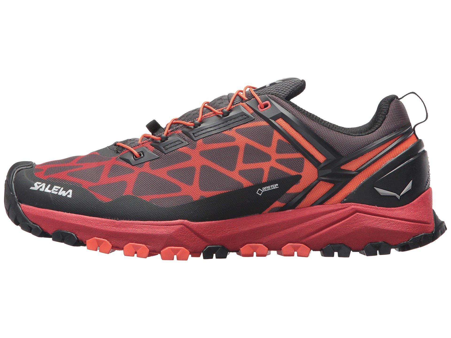 Multi Track Gtx (blacksilver) Men's Shoes