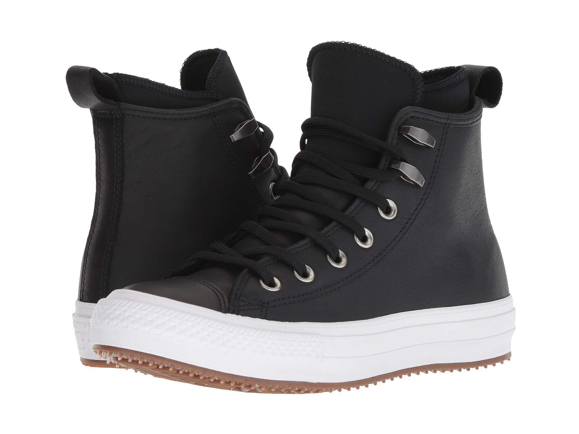3c2e5f7c007 Lyst - Converse Chuck Taylor All Star Waterproof Boot (black black ...