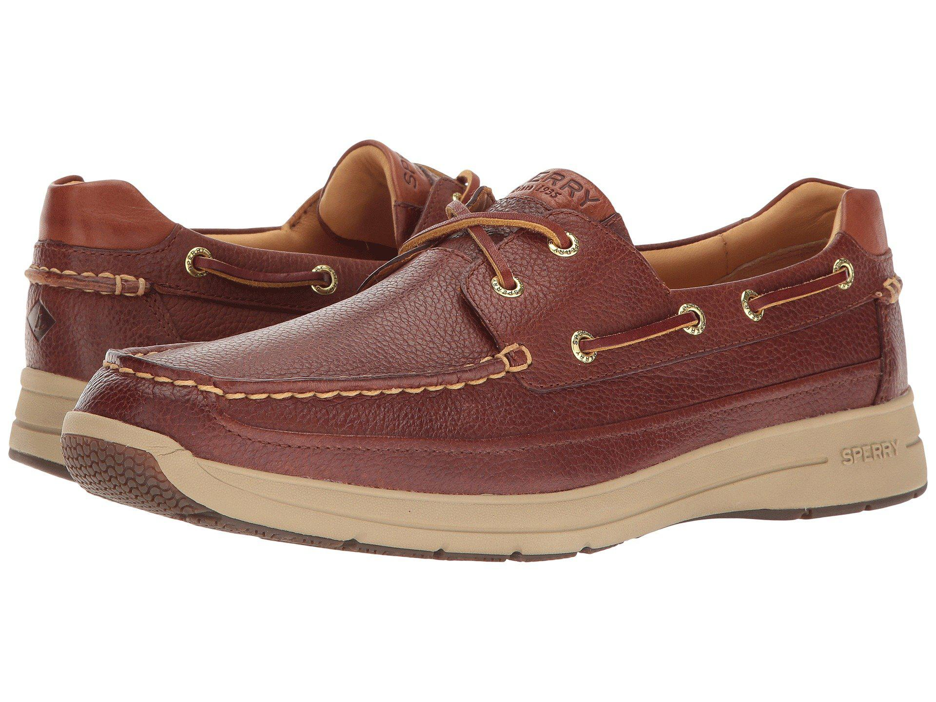 Lyst - Sperry Top-Sider Gold Ultralite 2-eye W  Asv in Brown for Men 44e3fd8cbc2