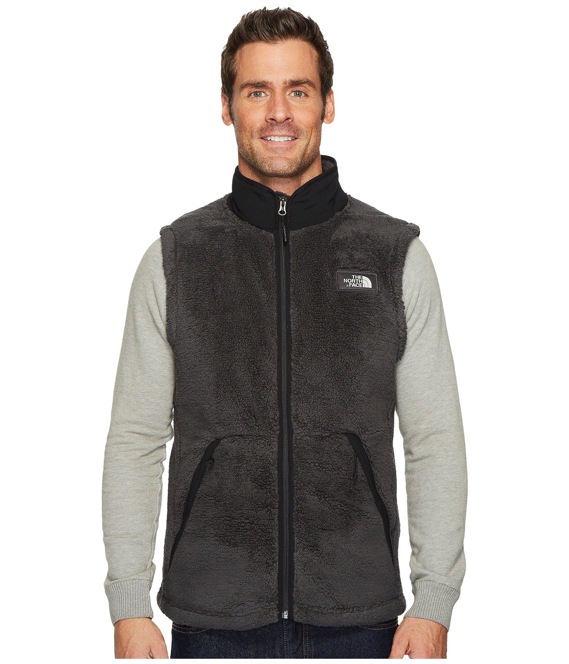 b845a21d2 The North Face Gray Campshire Vest for men