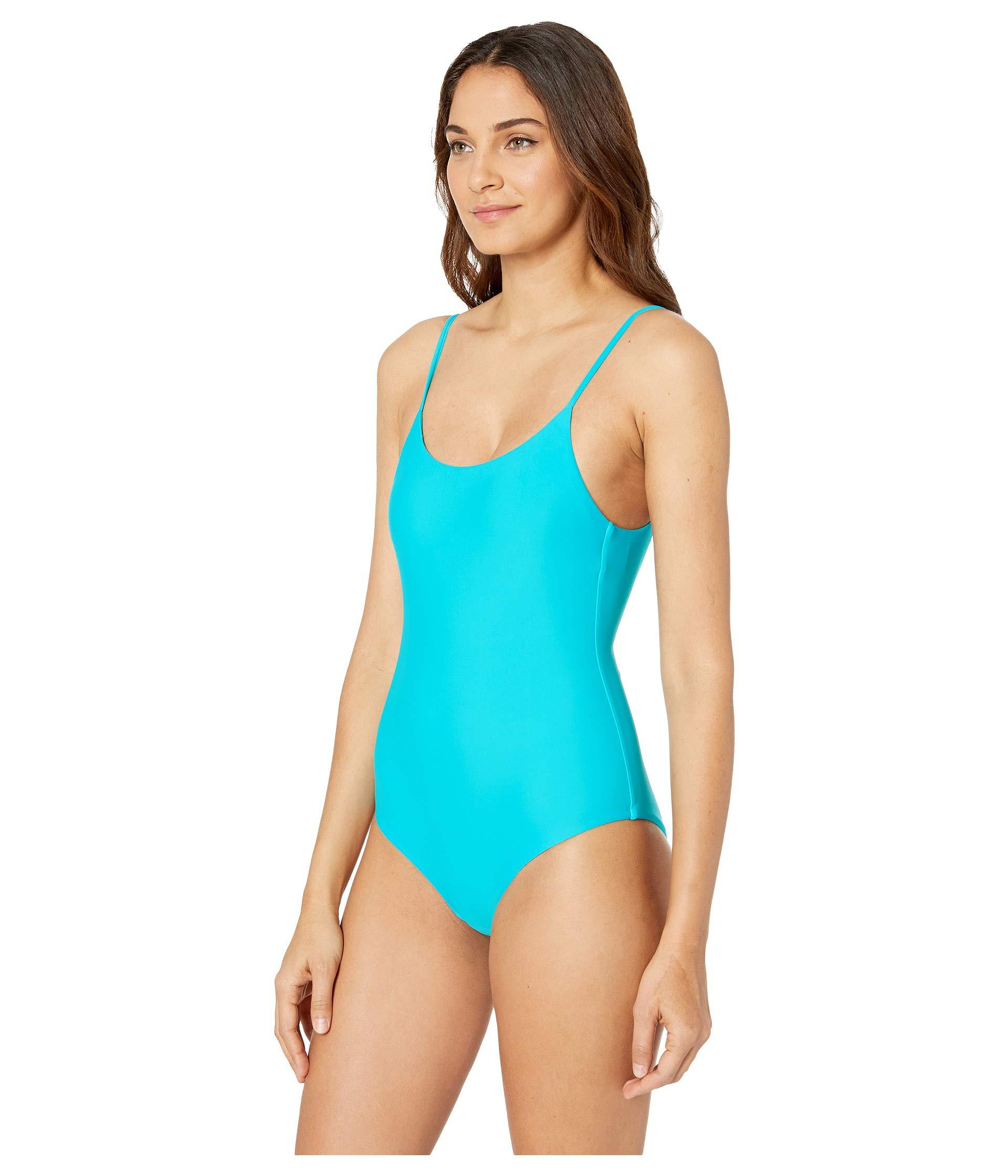 7665111cab Lyst - Body Glove Smoothies Simplicity One-piece (porto) Women s Swimsuits  One Piece in Blue