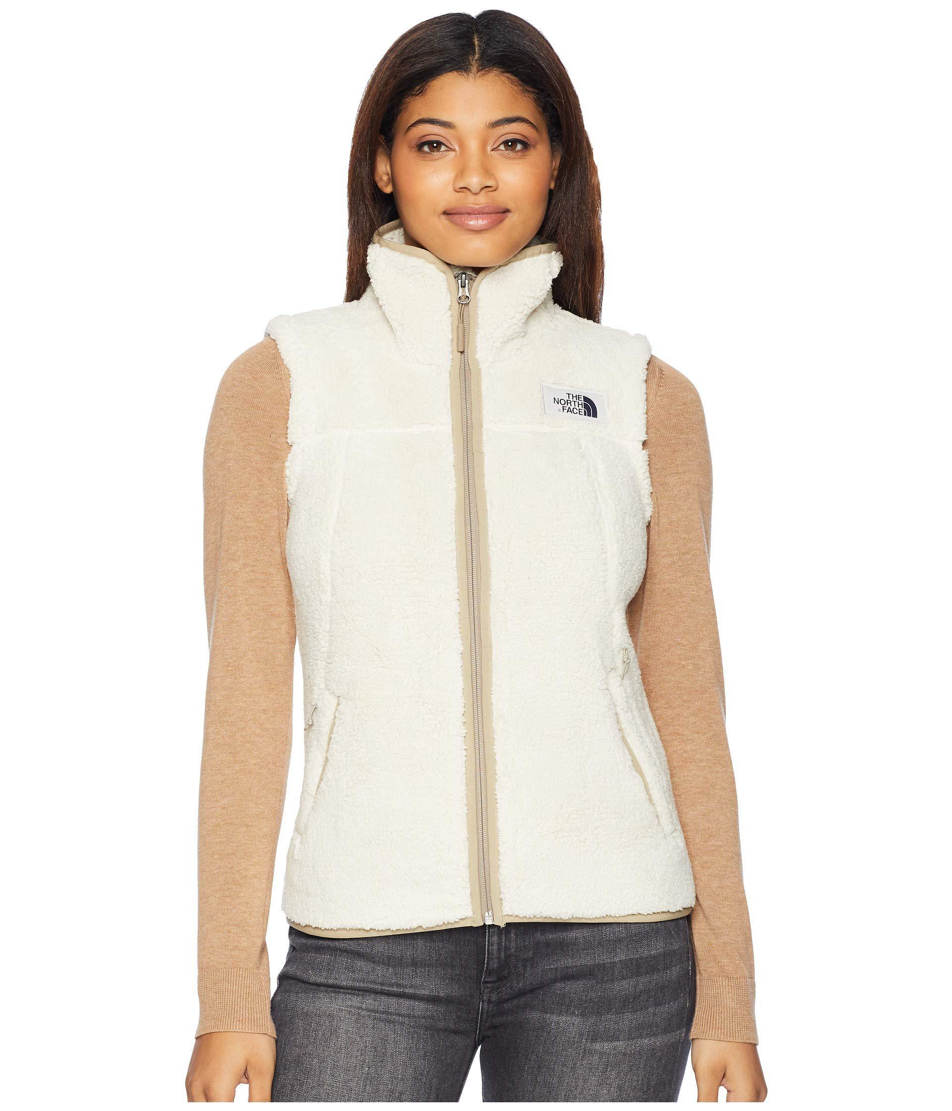 bf4ef537a The North Face Natural Campshire Vest (vintage White/dune Beige) Vest