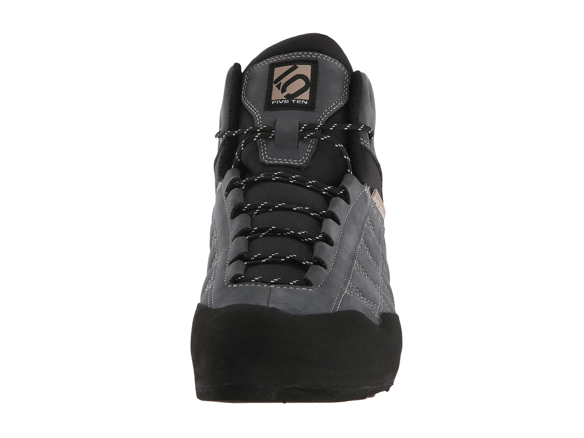 Five Ten Leather Guide Tennie Mid for Men - Lyst