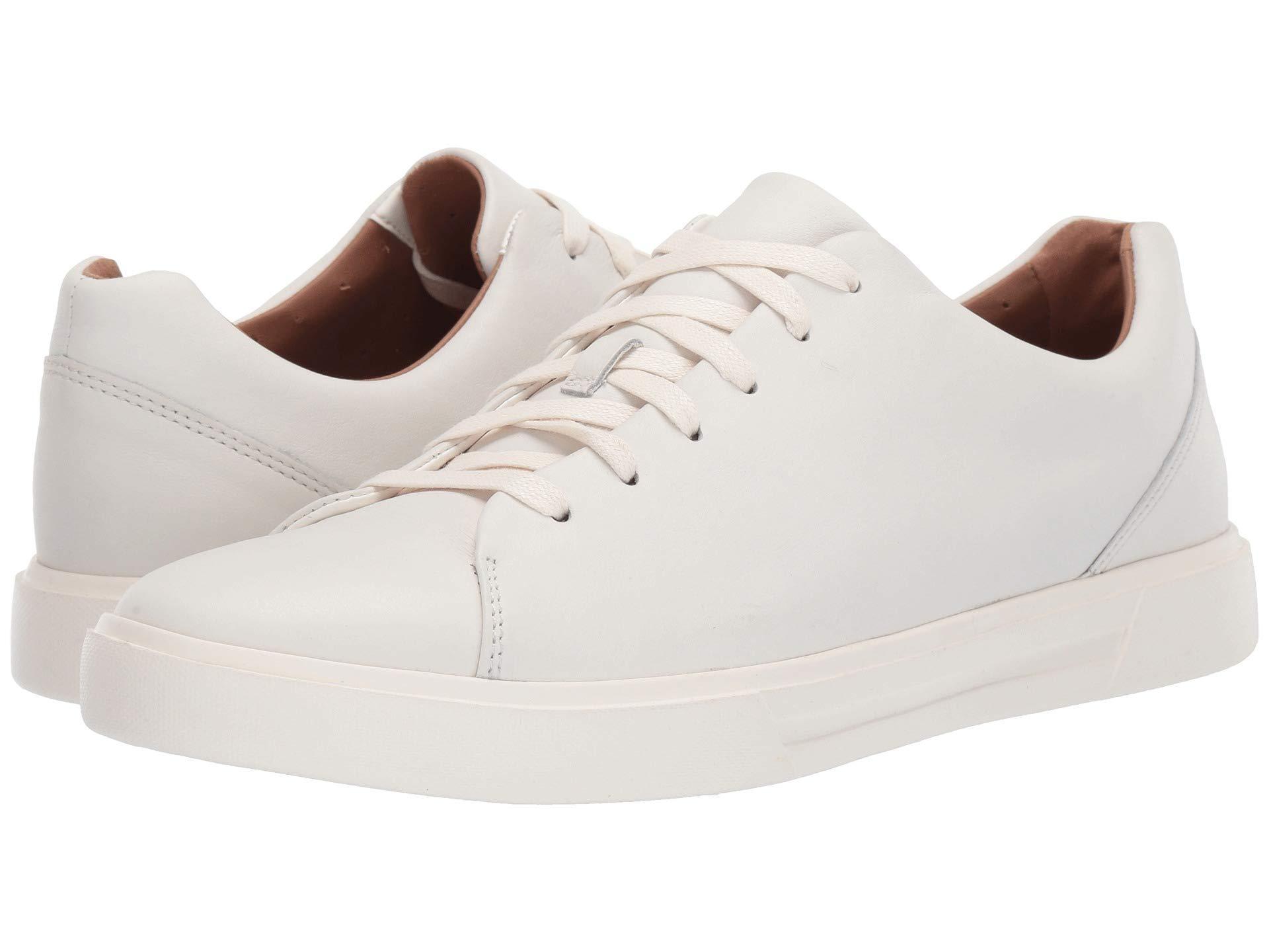Nadie uvas No de moda  Clarks Un Costa Lace in White for Men - Lyst