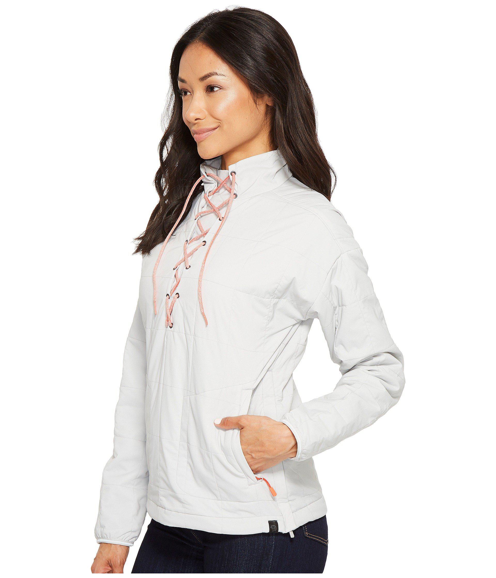 Mountain Hardwear Womens Escape Insulated Pullover