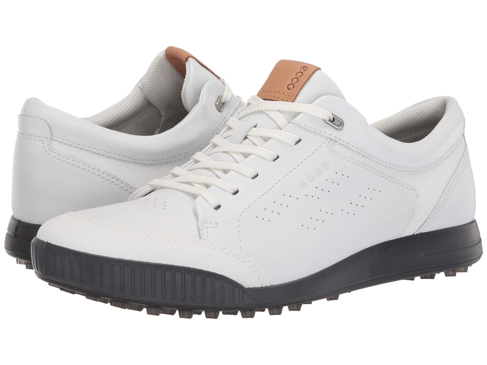 5350af4f8746 Lyst - Ecco Street Retro Lx (black) Men s Golf Shoes for Men
