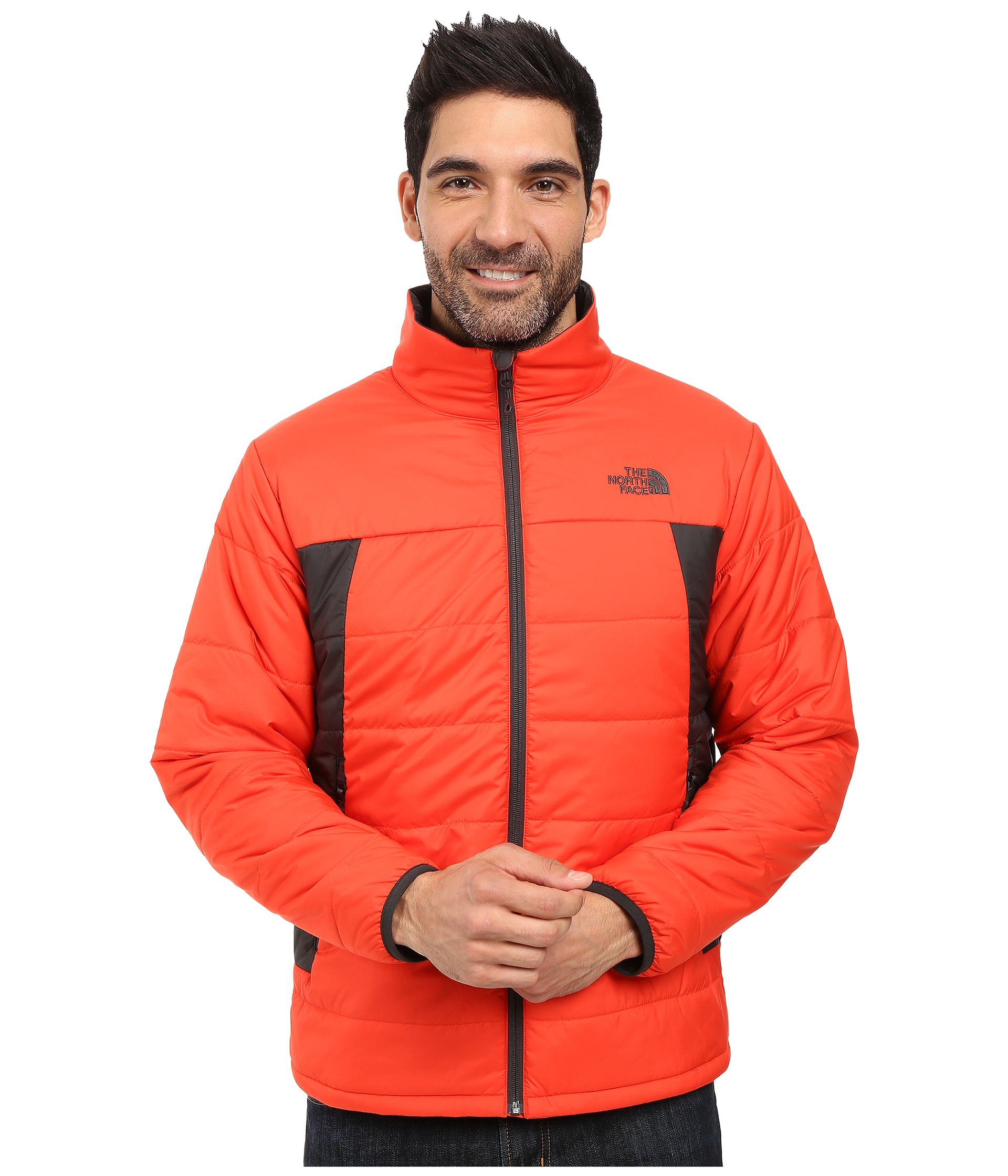 8f9fe0200 The North Face Gray Bombay Jacket for men