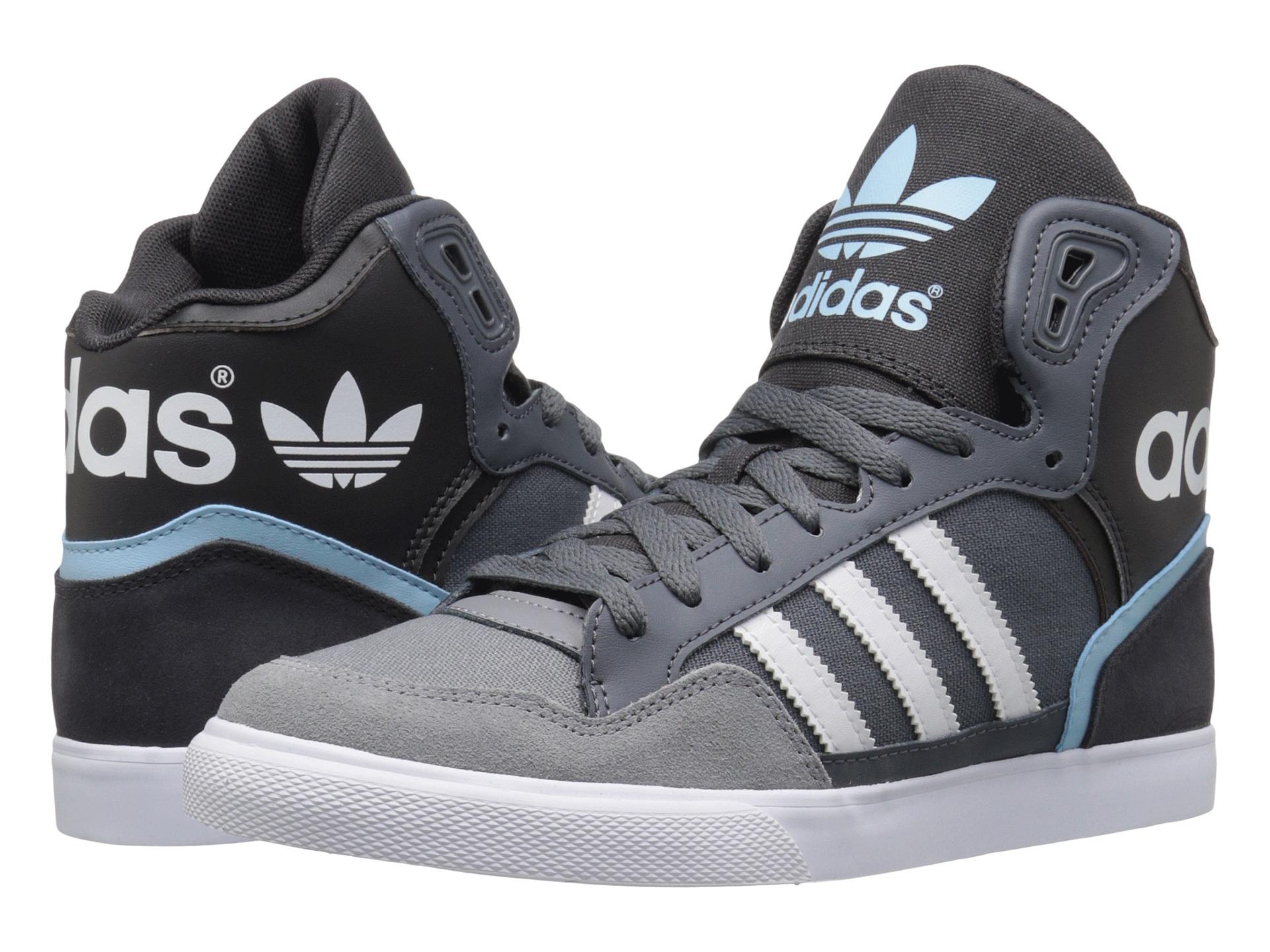 838c88cd14d adidas Originals Extaball W in Blue - Lyst