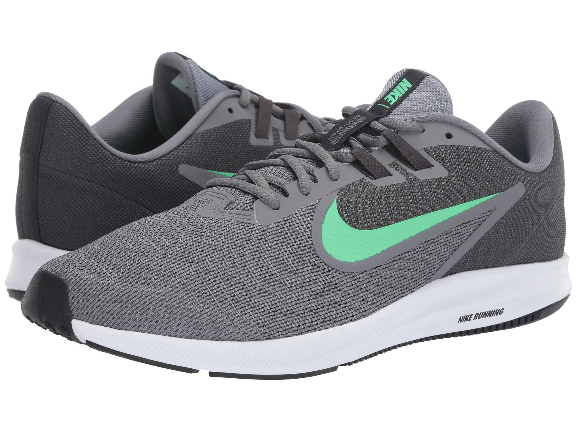 online retailer 6a354 d7dc5 Lyst - Nike Downshifter 9 (black white anthracite cool Grey) Men s ...