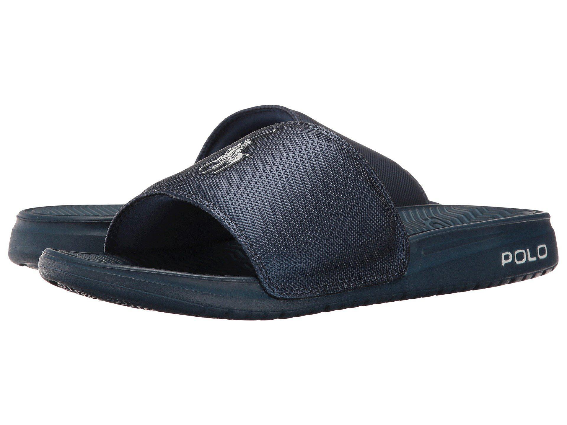 52e3179fb219 Lyst - Polo Ralph Lauren Rodwell (blue) Men s Shoes in Blue for Men