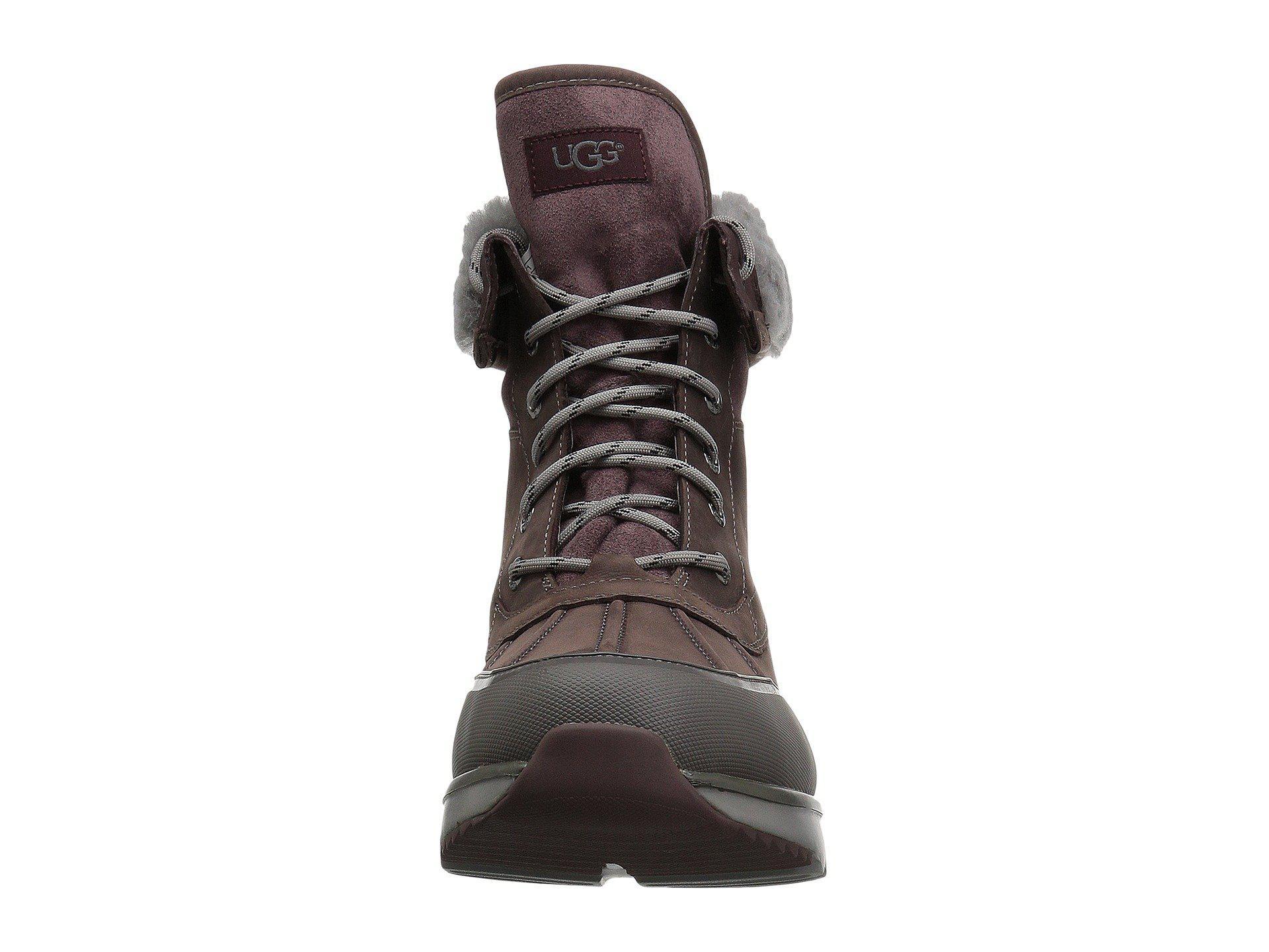 58457b1a327 Ugg Brown Eliasson (cordovan) Men's Boots for men