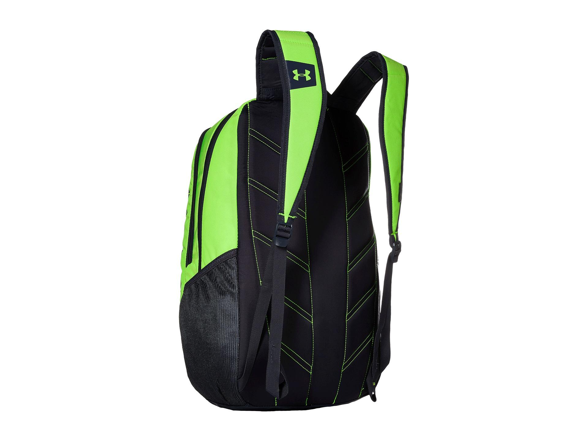 Lyst - Under Armour Ua Hustle Backpack Ii in Green 5c5740beefa0d