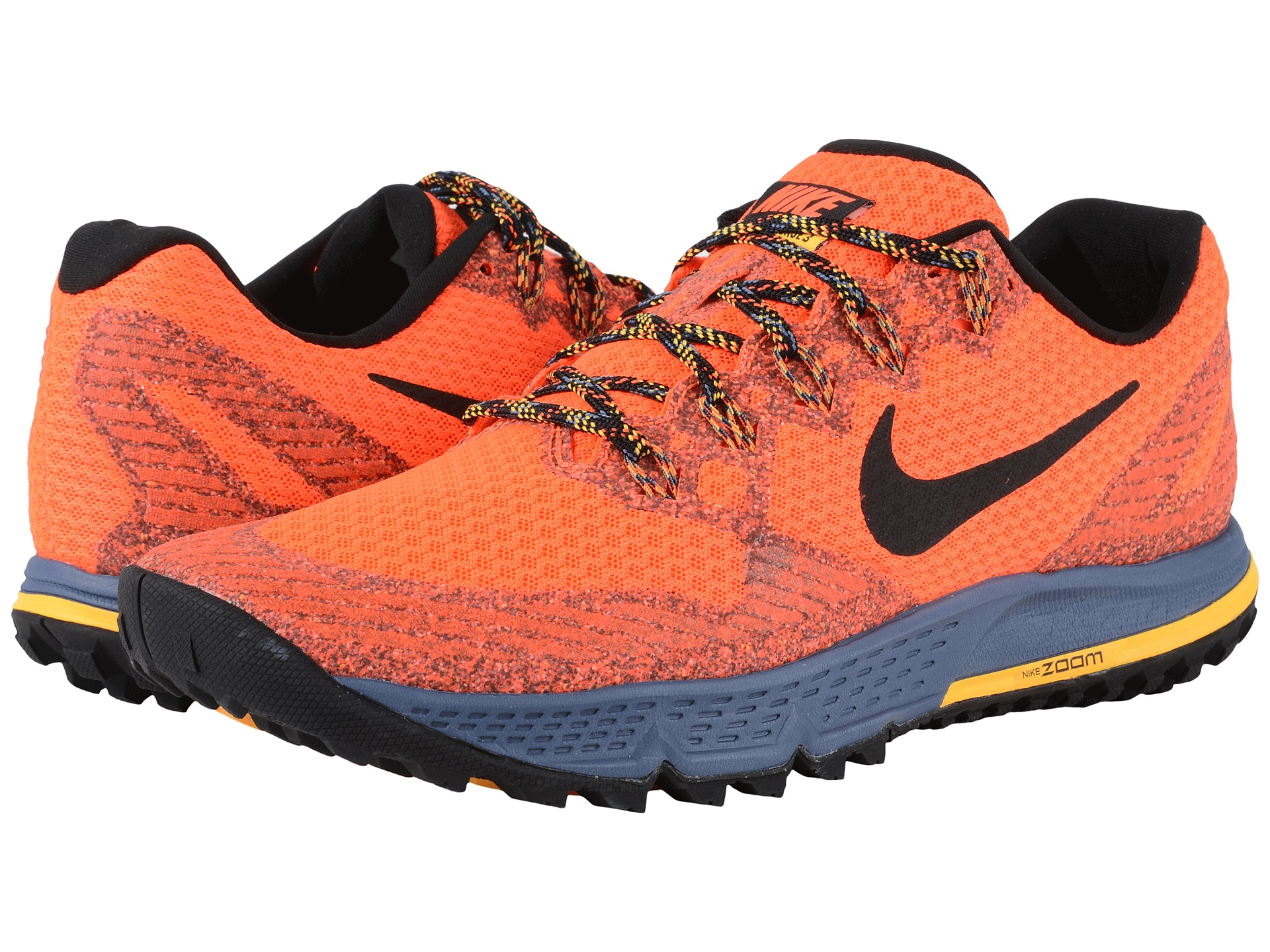 4e80c468db21 Lyst - Nike Air Zoom Wildhorse 3 in Orange for Men