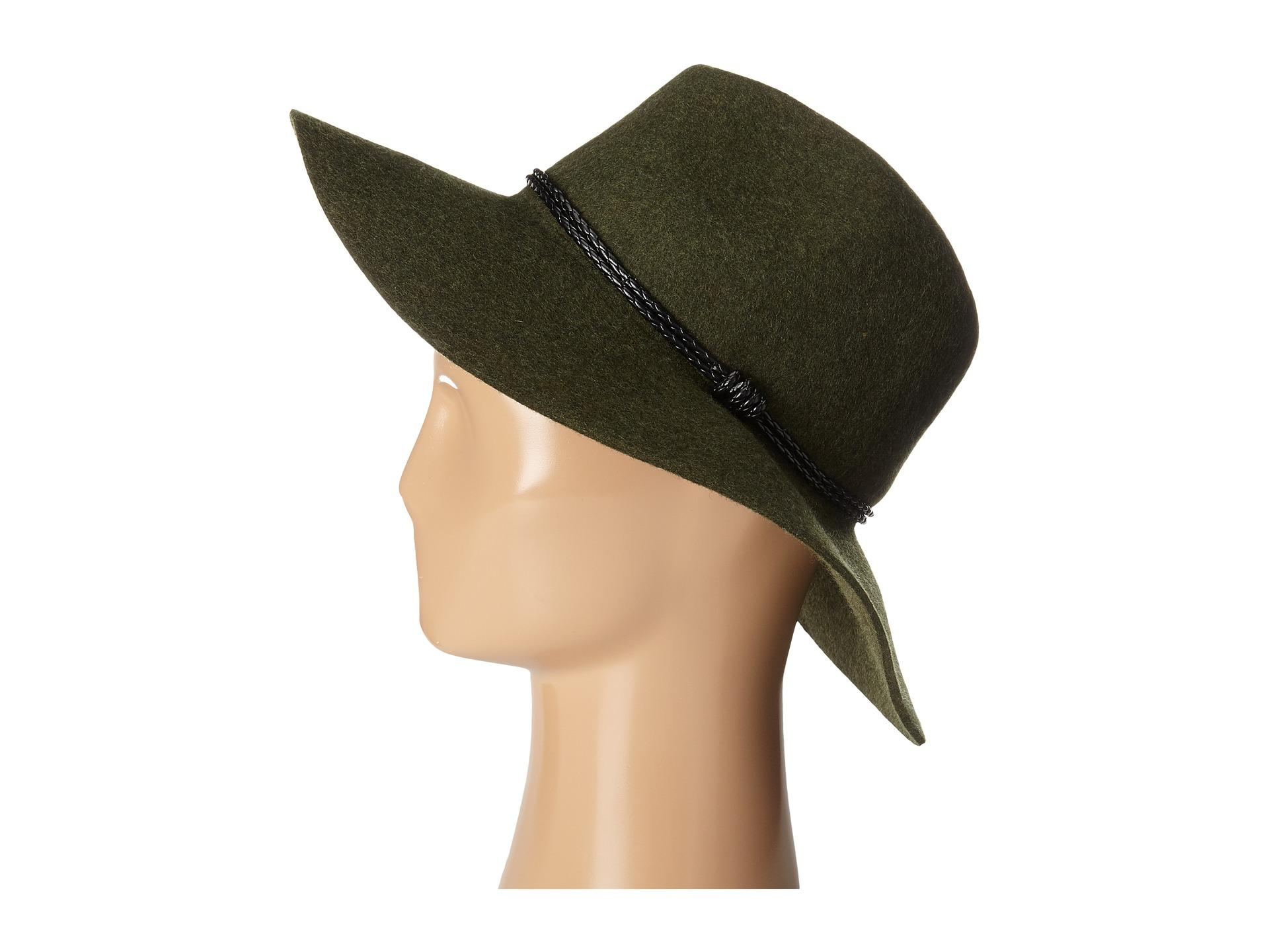 bcf636cb443 Lyst - San Diego Hat Company Wfh8017 Floppy With Pinch Crown And ...