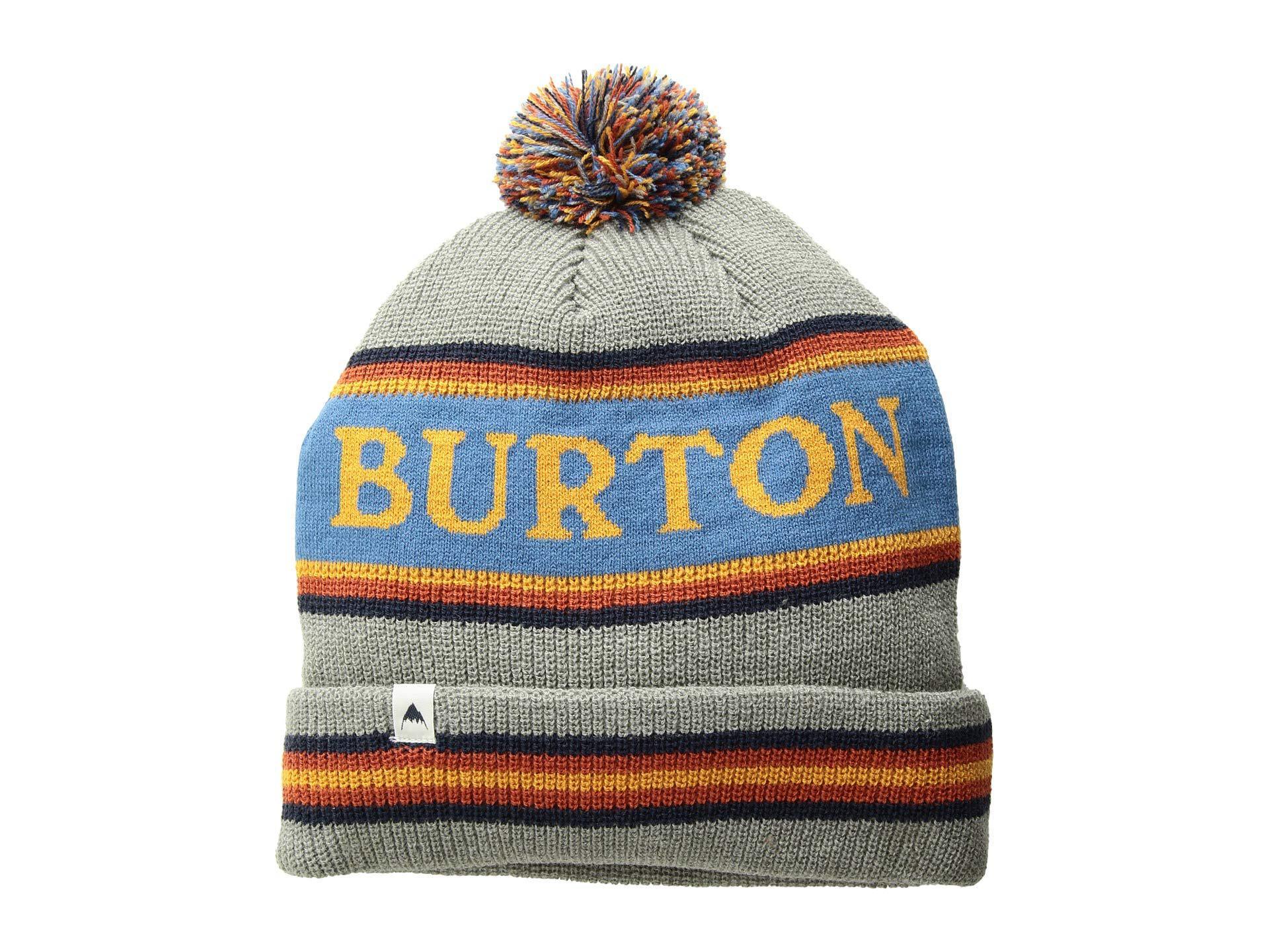 39ff33bb9b8 Lyst - Burton Trope Beanie (mood Indigo 1) Beanies for Men