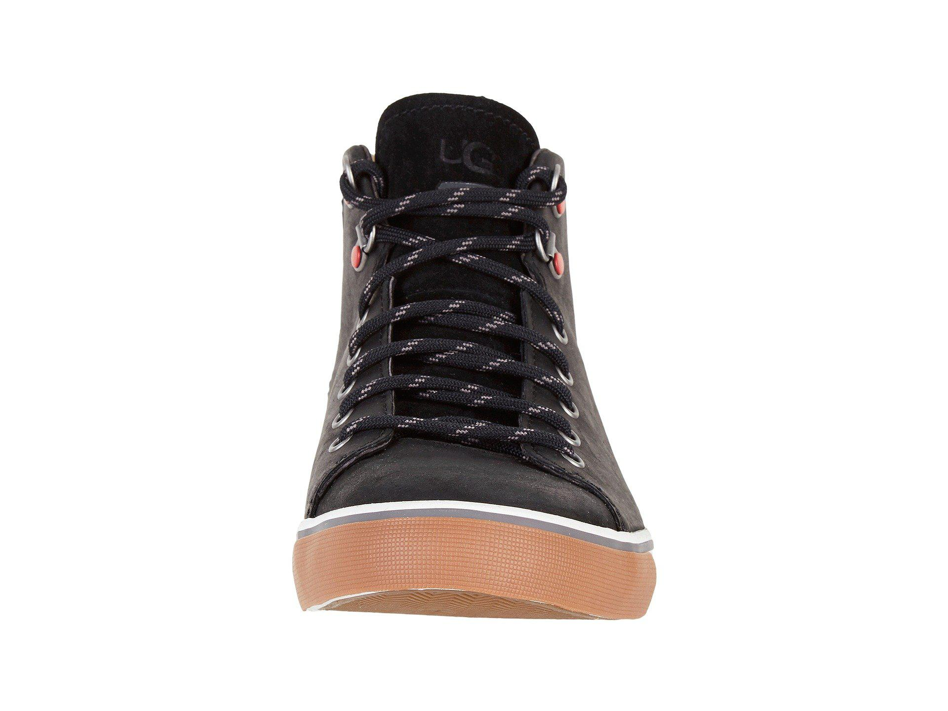 7b60c746db5 Ugg Hoyt (black) Lace Up Casual Shoes for men