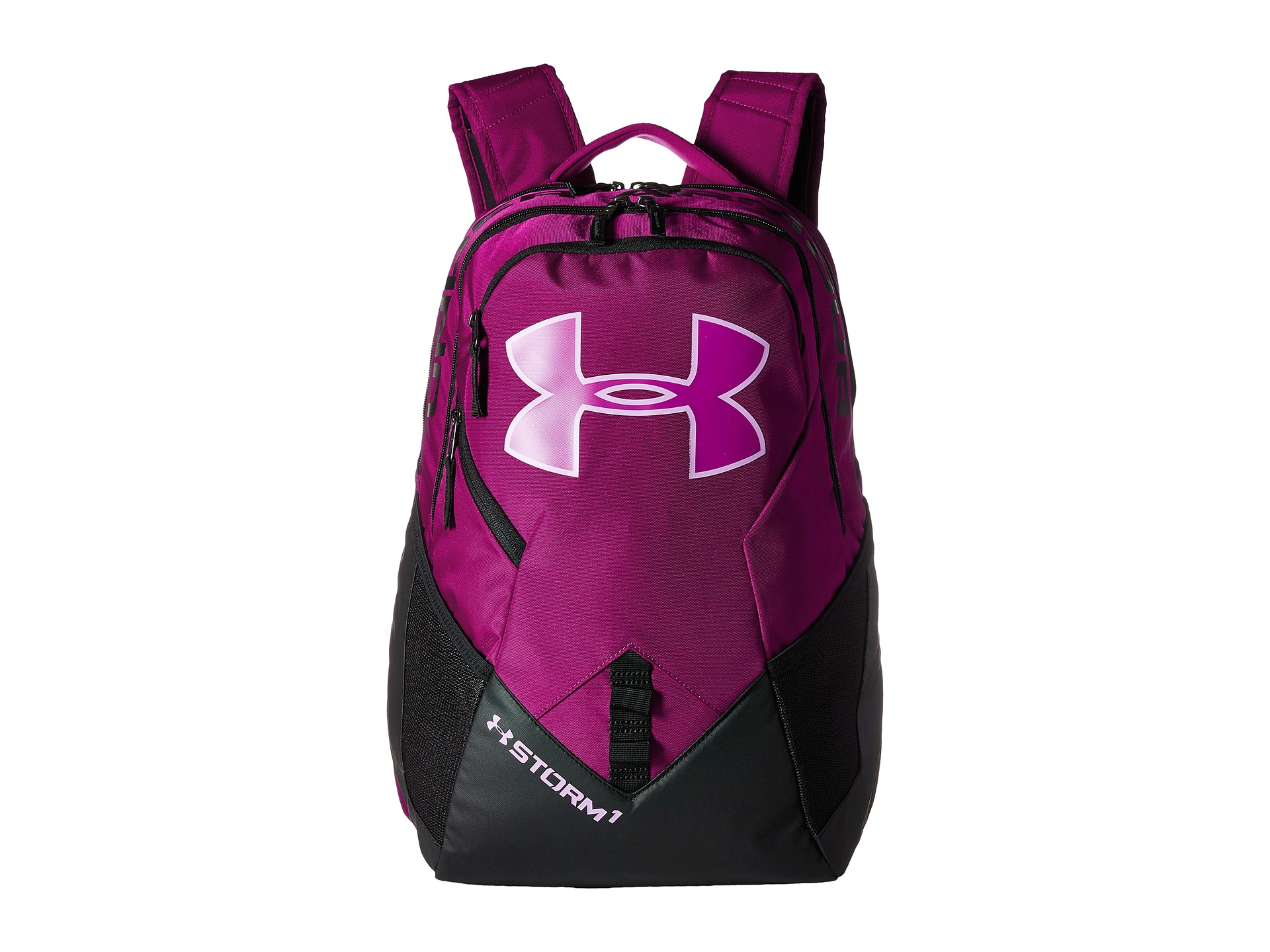 b3a0daa889 Under Armour Purple Ua Big Logo Iv Backpack for men